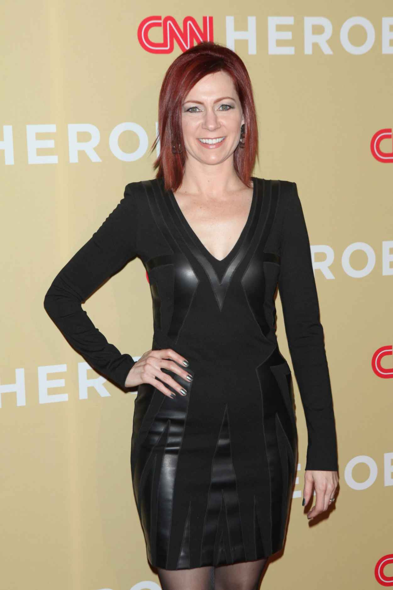 Carrie Preston - 2015 CNN Heroes: An All Star Tribute in New York City-1