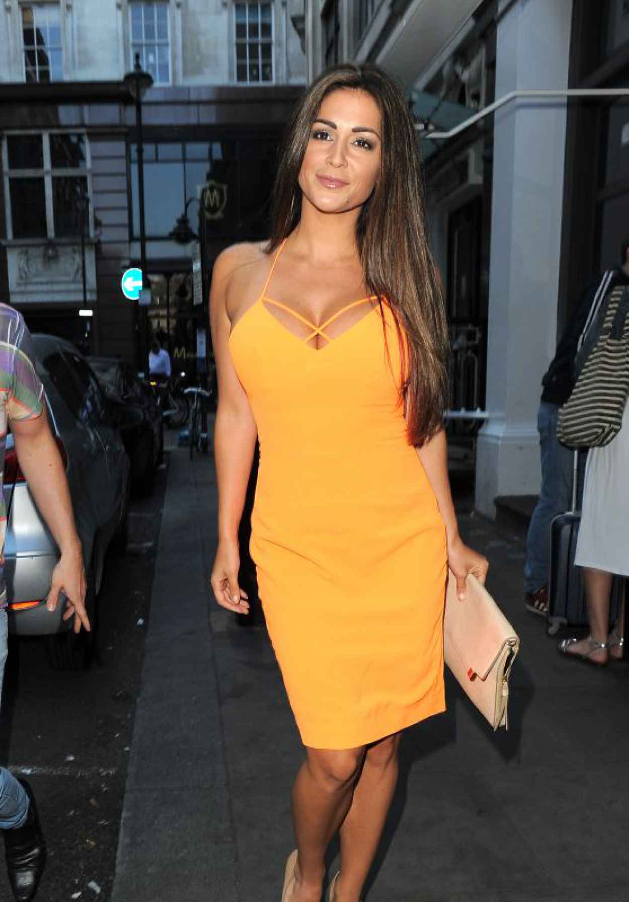 Casey Batchelor - CharityStars #AGOODSUMMERPARTY in London - July 2015-1