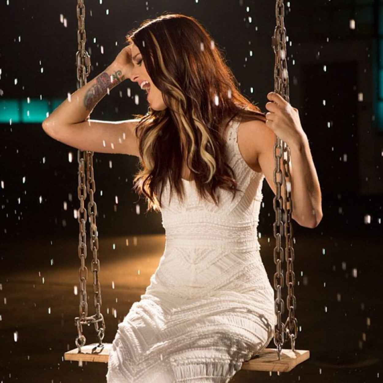 Cassadee Pope - Wasting All These Tears Stills-1