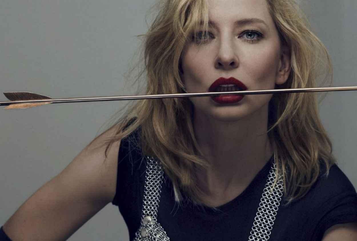 Cate Blanchett - 032C Magazine - Summer 2015 Issue-1