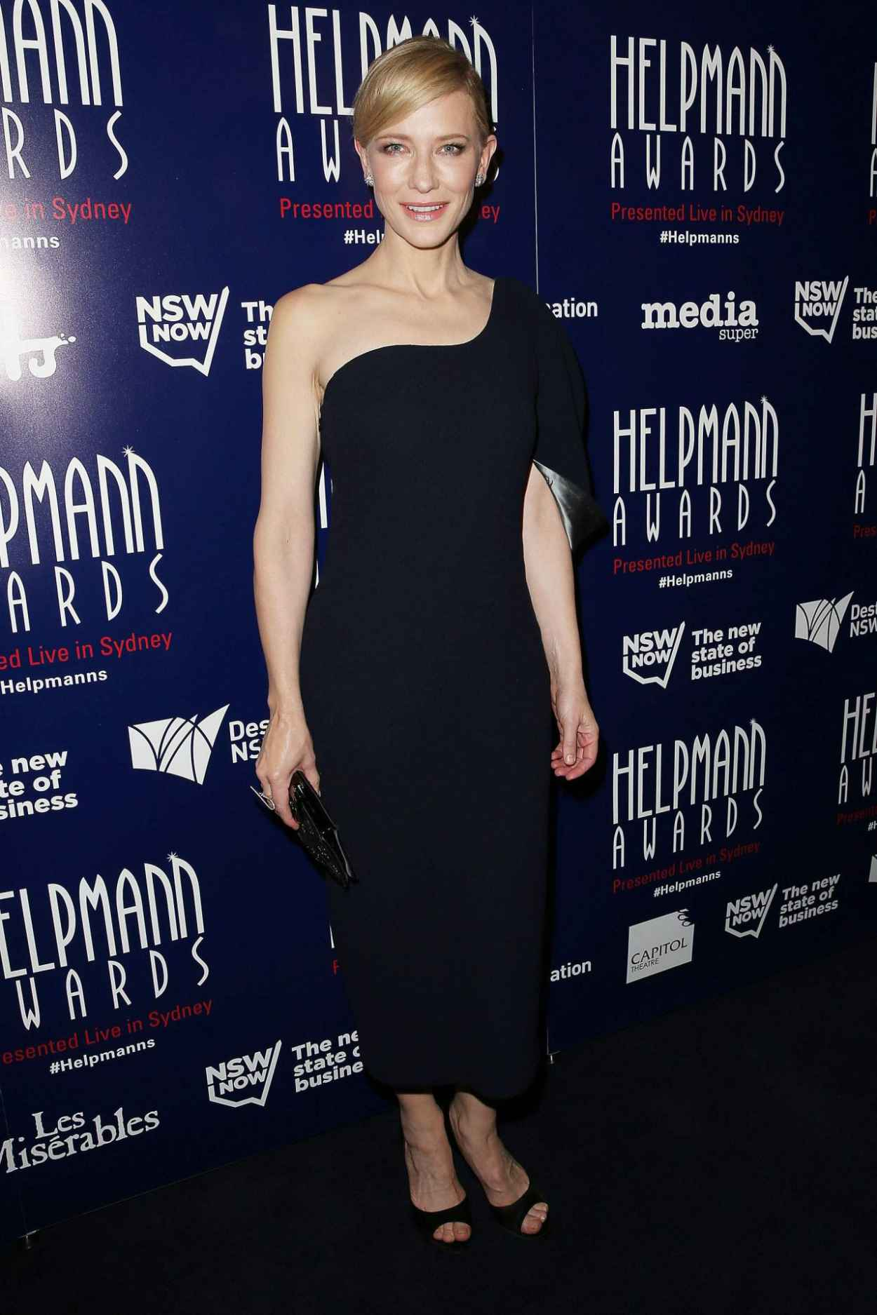 Cate Blanchett - 2015 Helpmann Awards at the Capitol Theatre in Sydney-3