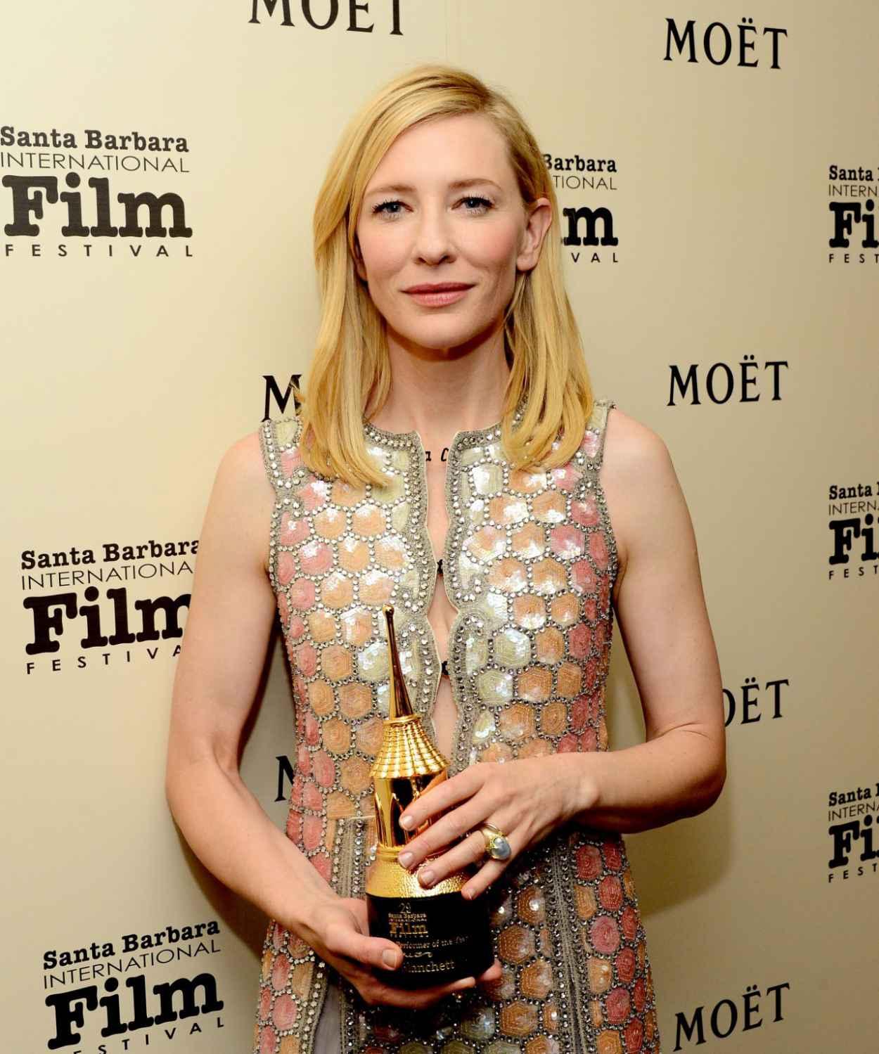 Cate Blanchett - 29th Santa Barbara International Film Festival - February 2015-1