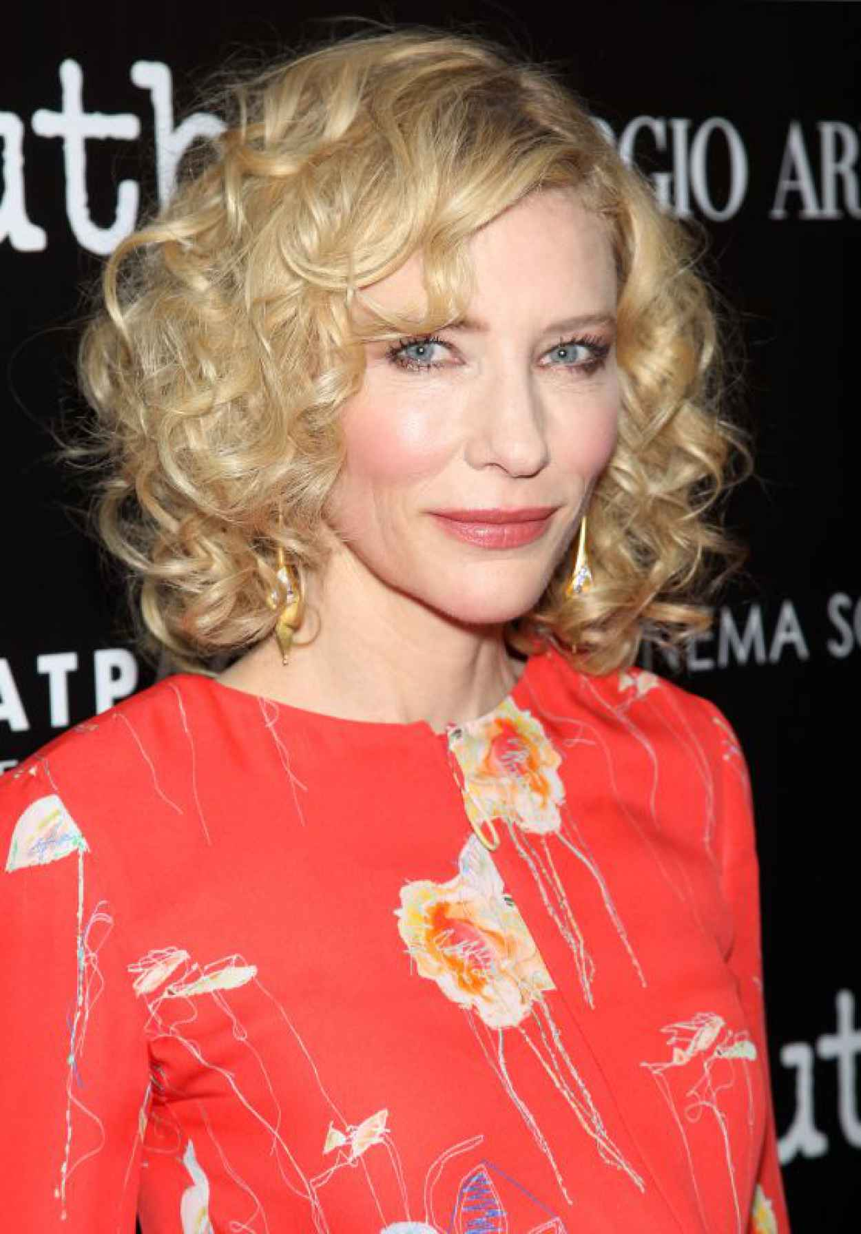 Cate Blanchett - Arriving the Premiere of Truth in New York-1