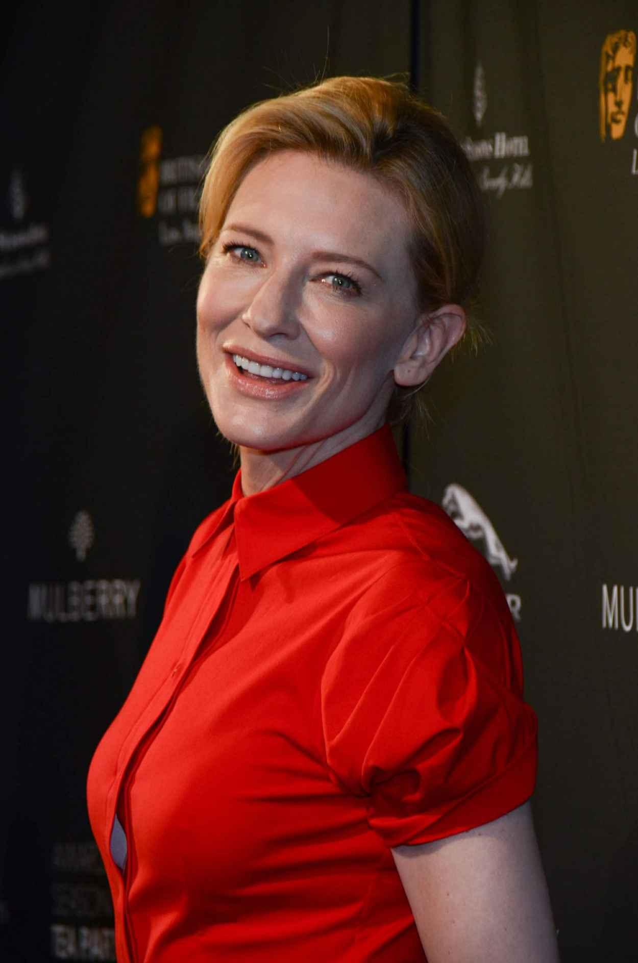 Cate Blanchett - BAFTA Awards Season Tea Party January - January 2015-1