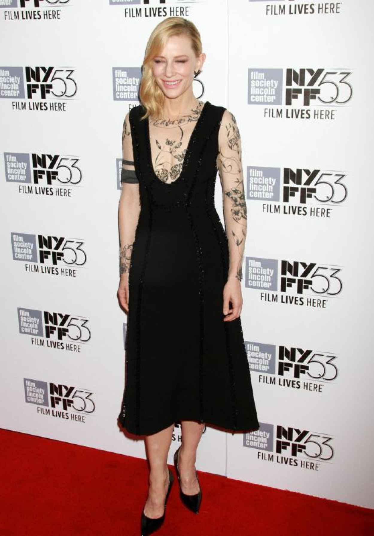Cate Blanchett - Carol Premiere in New York City-1