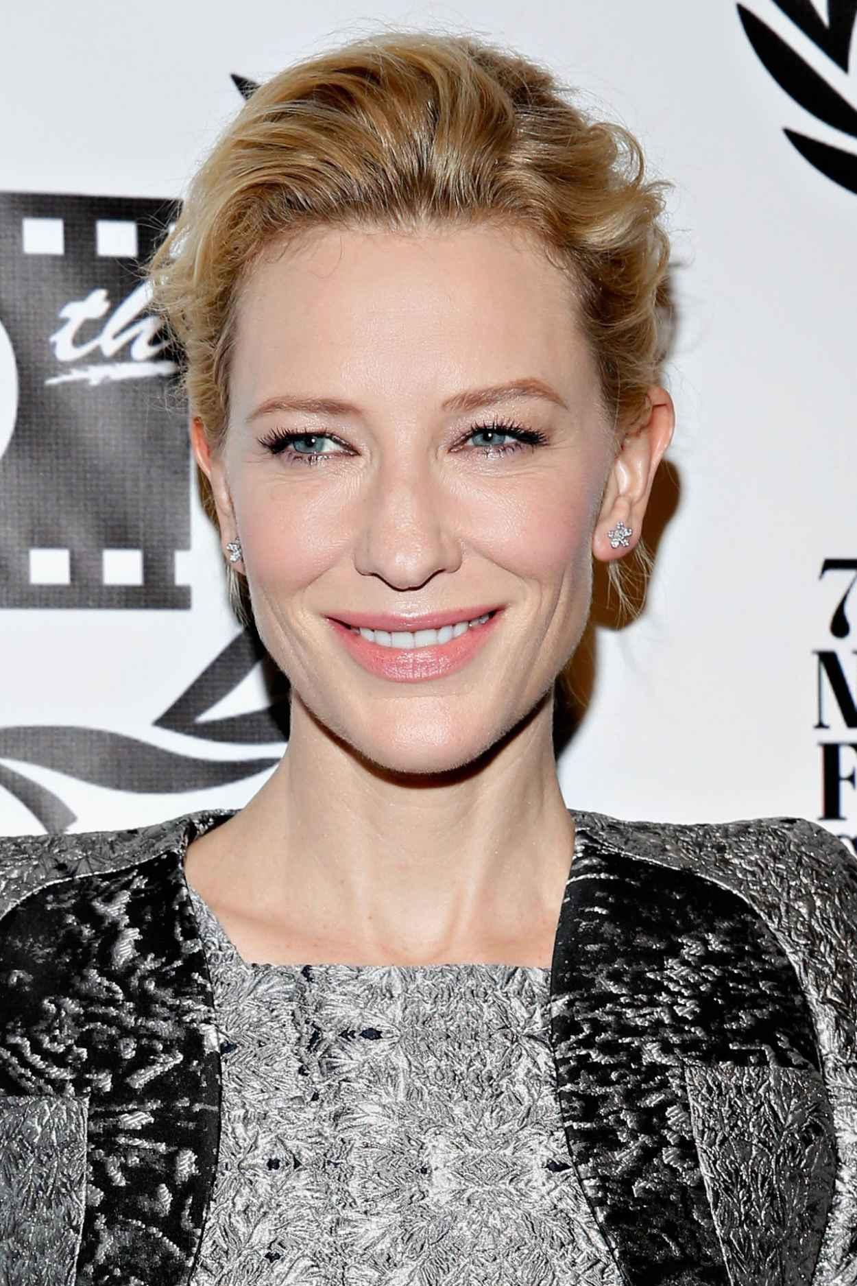 Cate Blanchett - N.Y. Film Critics Circle Awards Ceremony at The Edison Ballroom in New York, January 2015-1