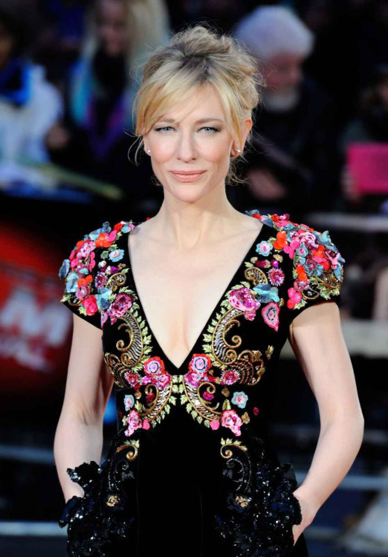Cate Blanchett - Truth Fellowship Special Presentation Gala - BFI London FF October-1
