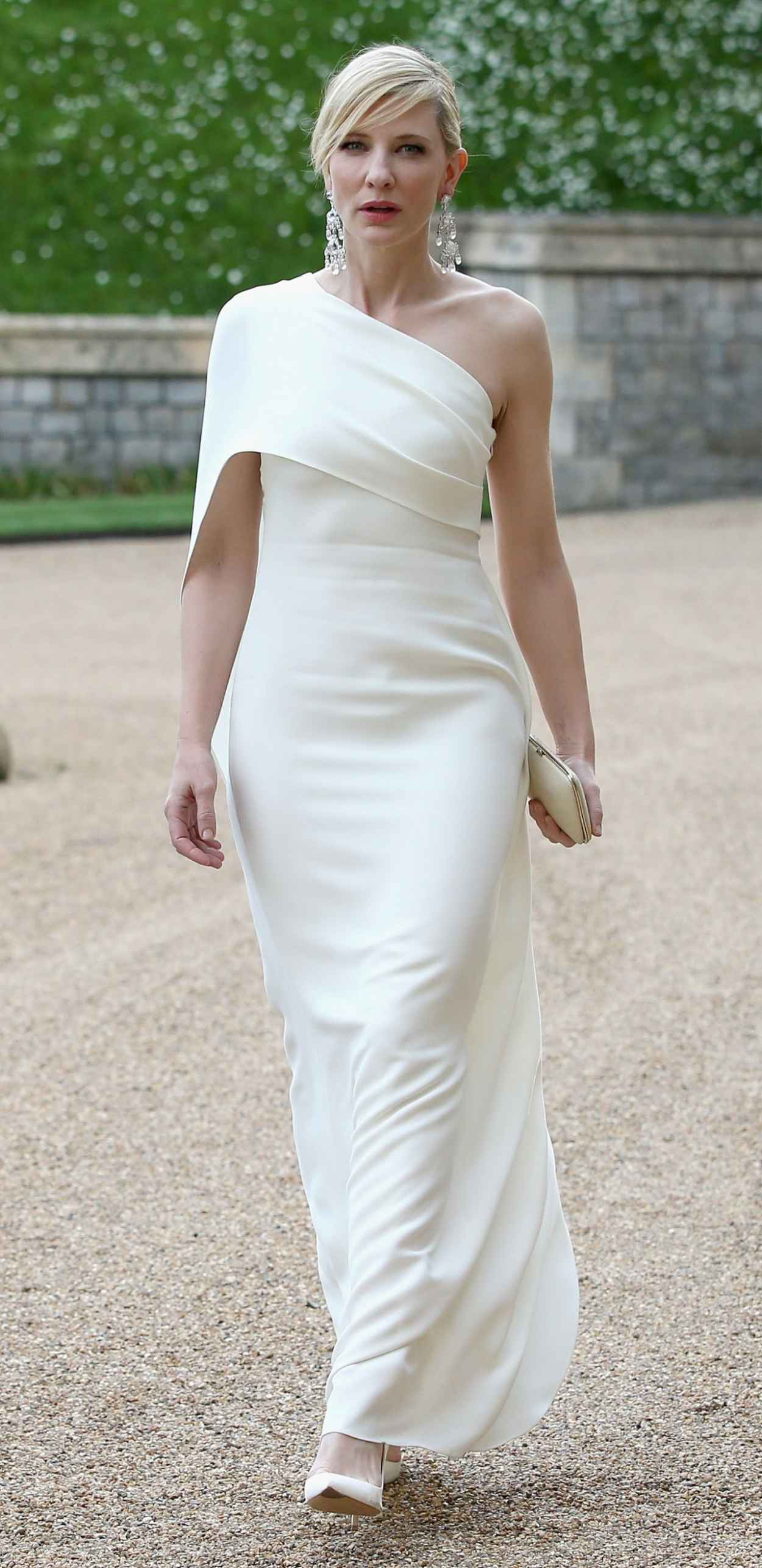 Cate Blanchett Wearing Ralph Lauren Gown - The Duke of Cambridge Celebrates The Royal Marsden in Windsor-1