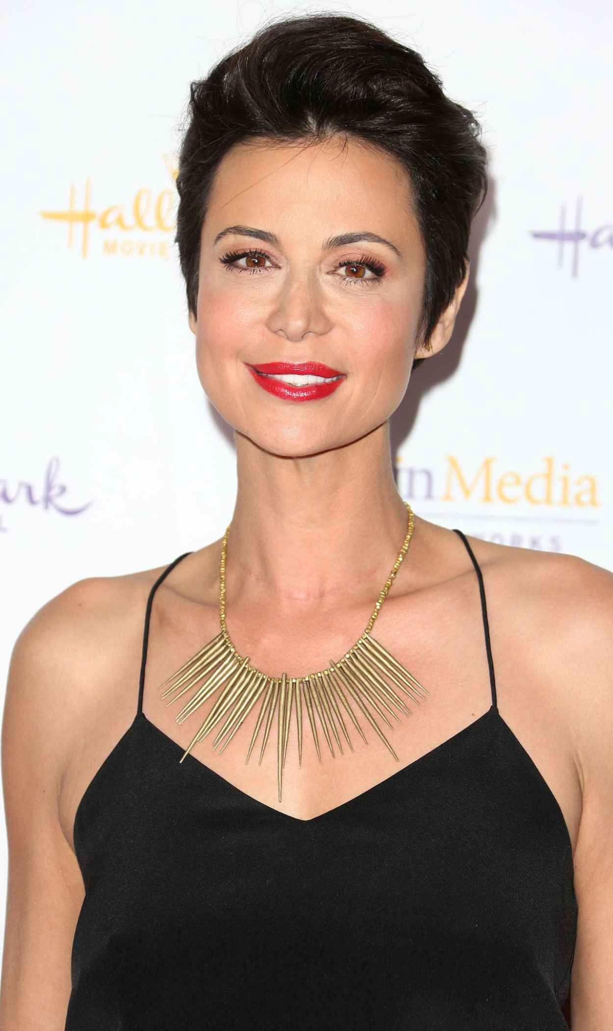 Catherine Bell Attends Hallmark Winter TCA party in San Marino - January 2015-1