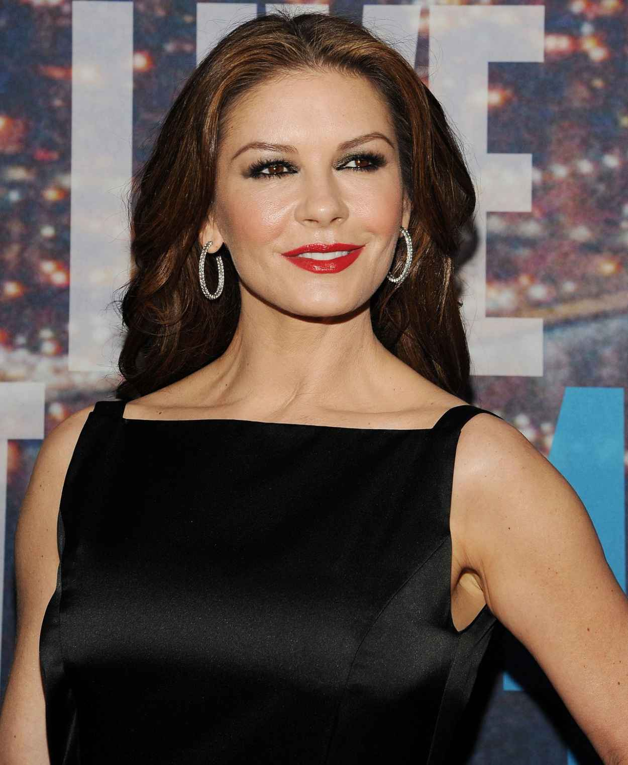 Catherine Zeta-Jones - SNL 40th Anniversary Celebration in New York City-1