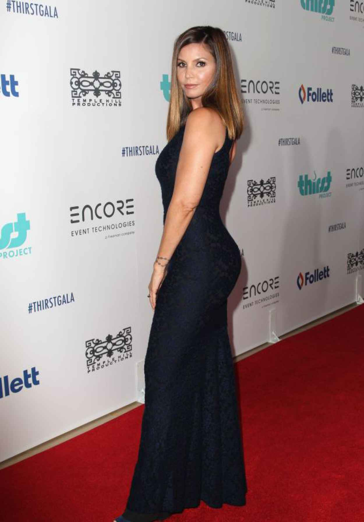 Charisma Carpenter - 2015 Thirst Gala in Beverly Hills-1