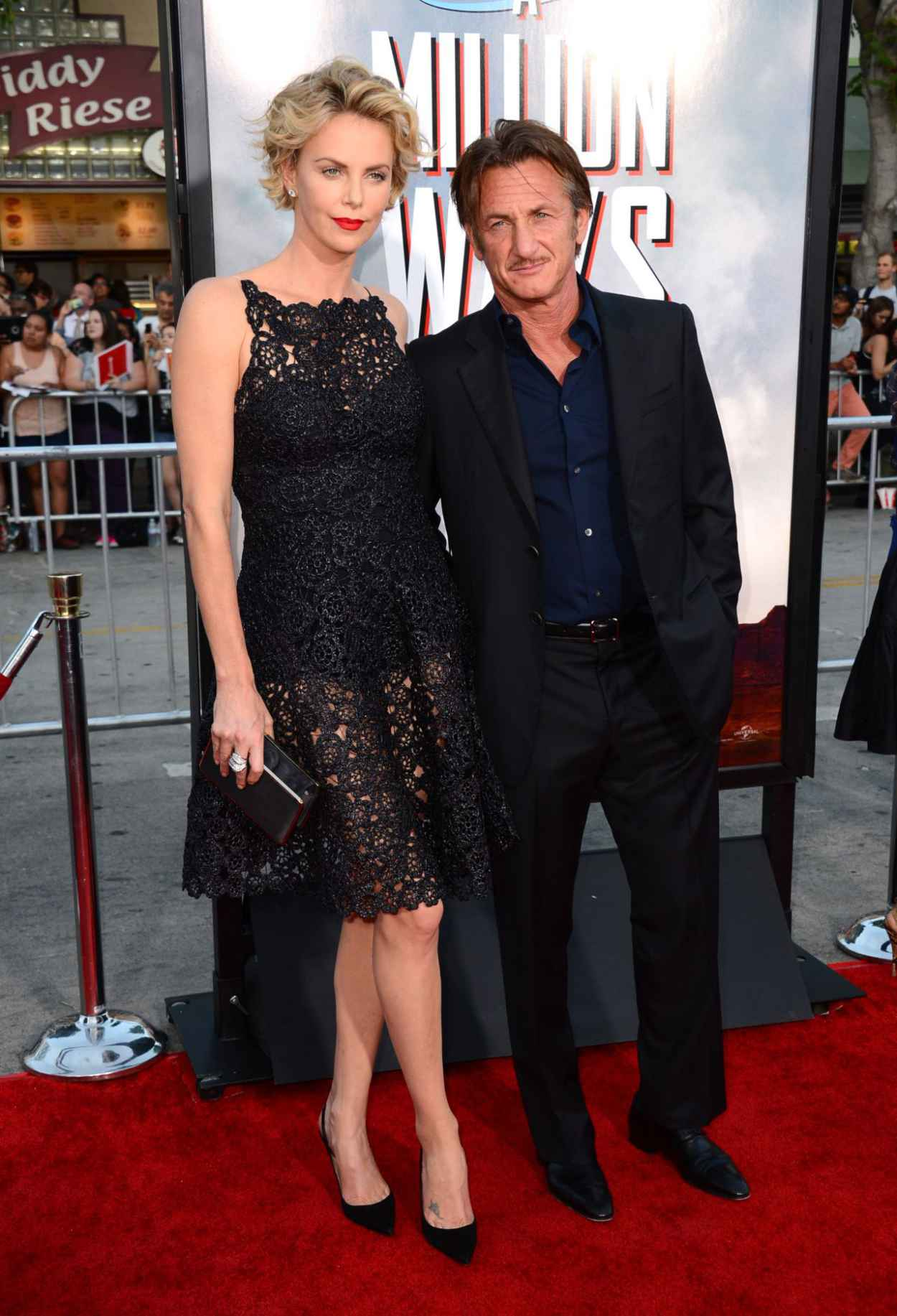 Charlize Theron - A Million Ways To Die In The West Premiere in Los Angeles-1