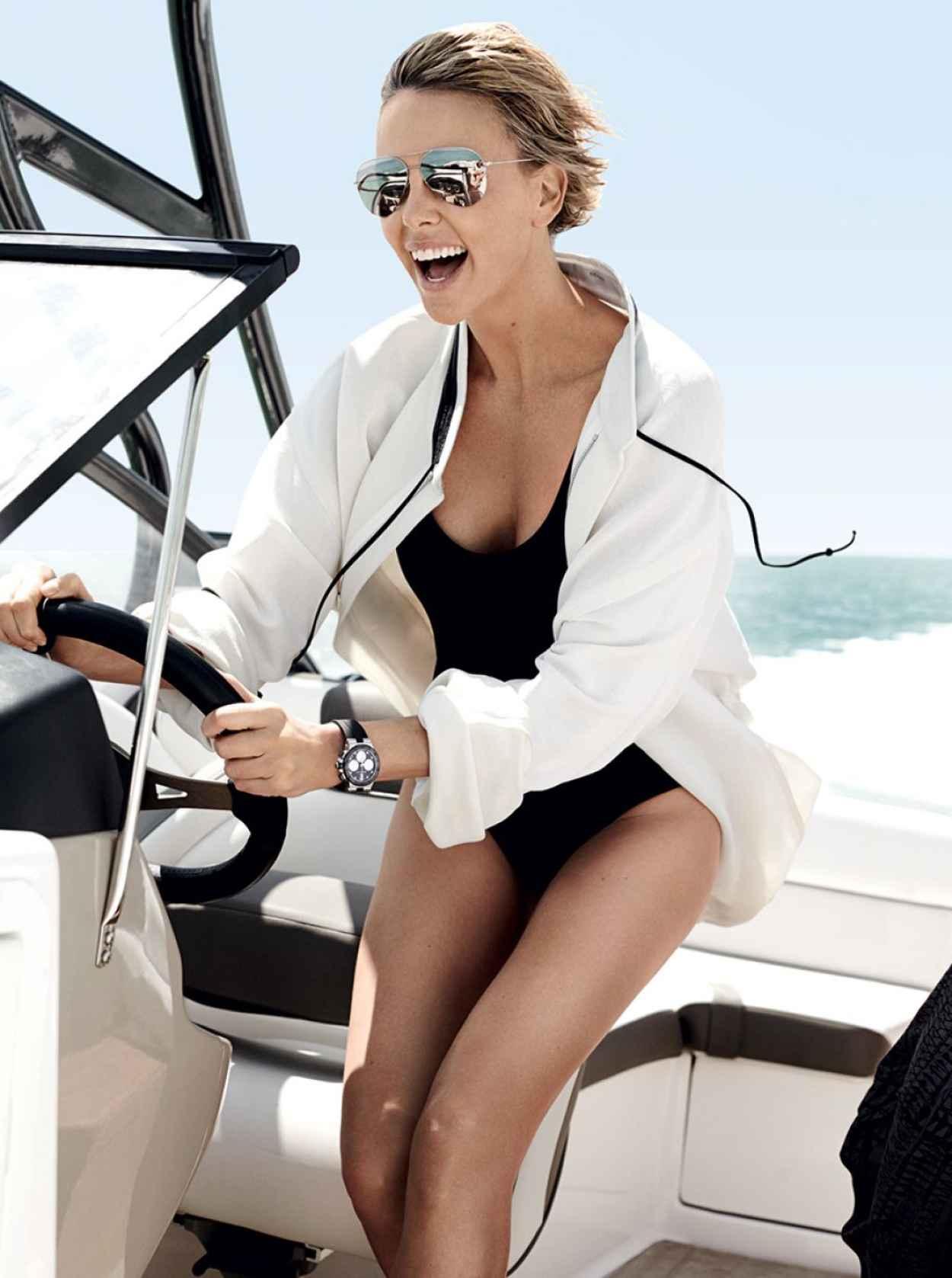 Charlize Theron - Vogue Magazine June 2015 Issue-1