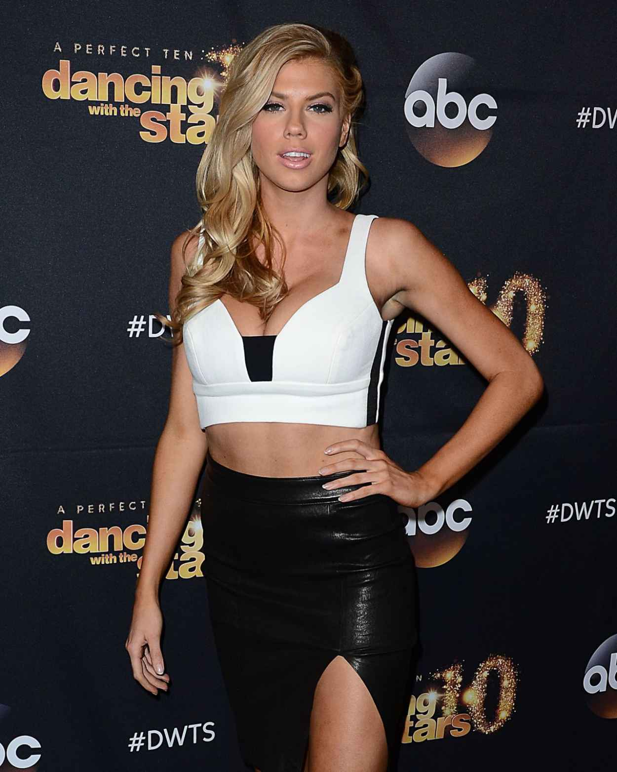 Charlotte McKinney - Dancing With The Stars Cast Party at Hyde Lounge in Los Angeles, March 2015-1