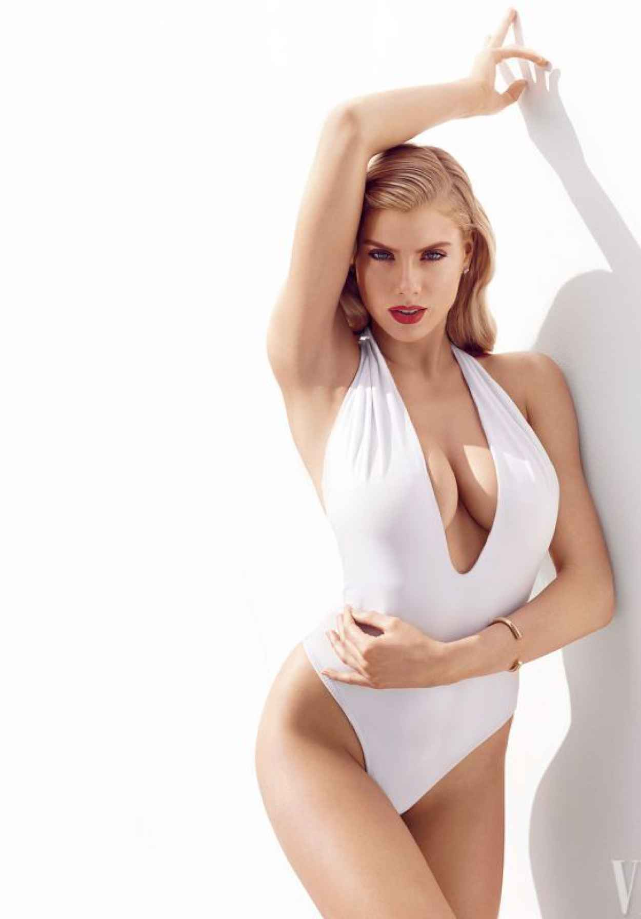 Charlotte McKinney Photoshoot - Vanity Fair Magazine June 2015-1