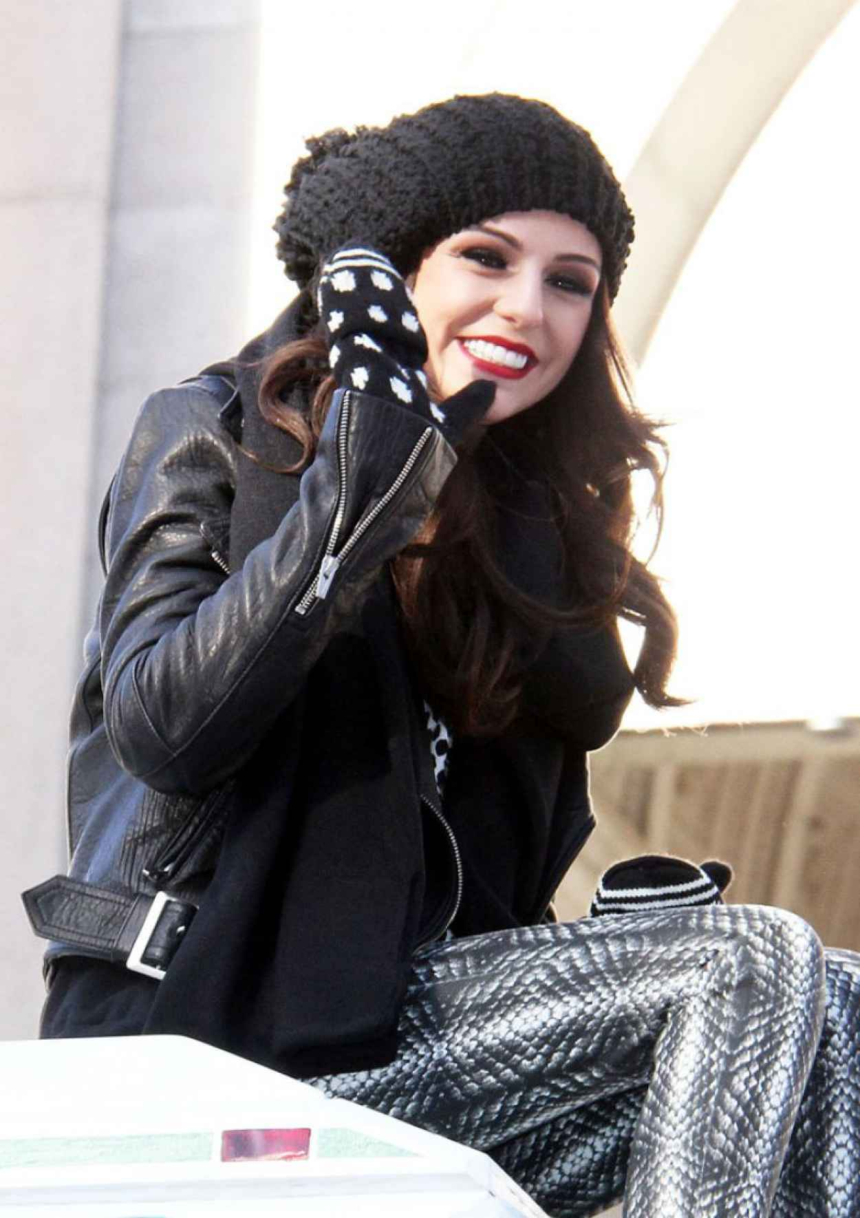 Cher Lloyd at 87th Annual Macys Thanksgiving Day Parade in New York City-1