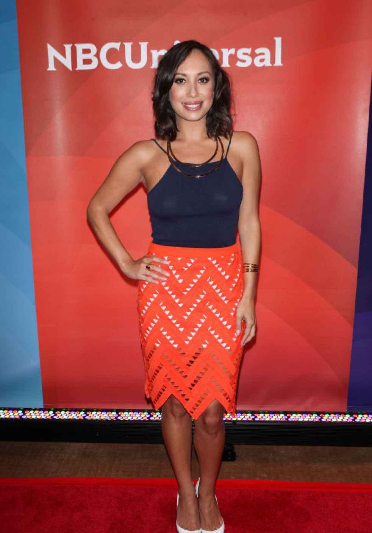 Cheryl Burke - NBC-s 2015 New York Summer Press Day-1