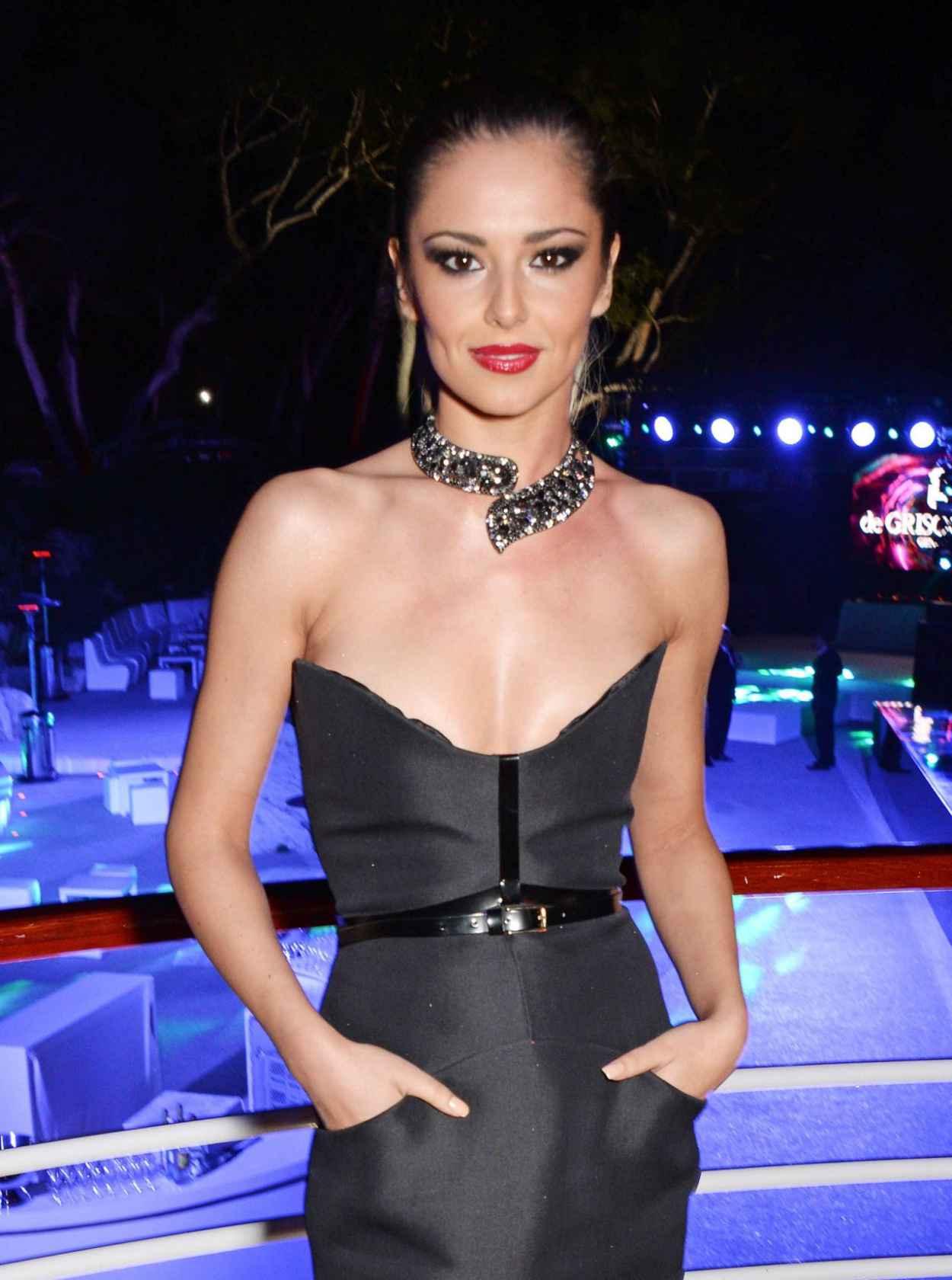 Cheryl Cole at de Grisogono Fatale In Cannes Party - 2015 Cannes Film Festival-1