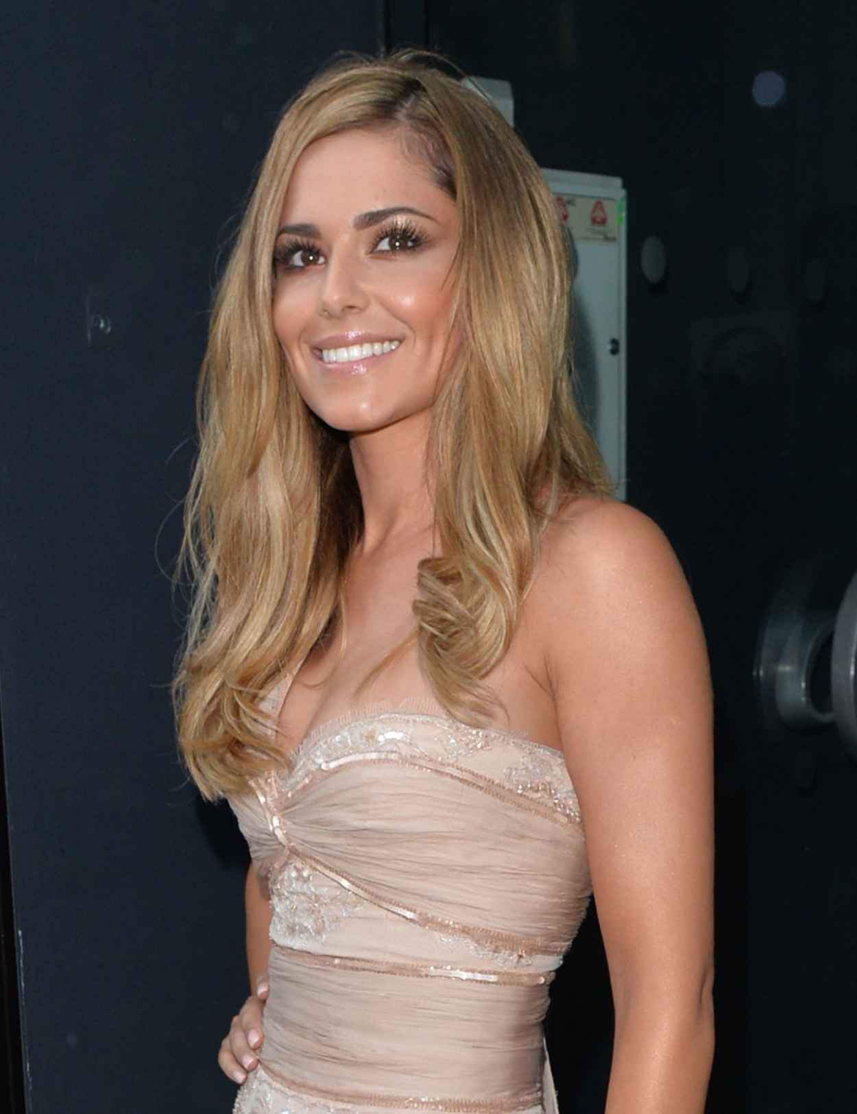 Cheryl Cole at StormFlower Perfume Launch in London-1