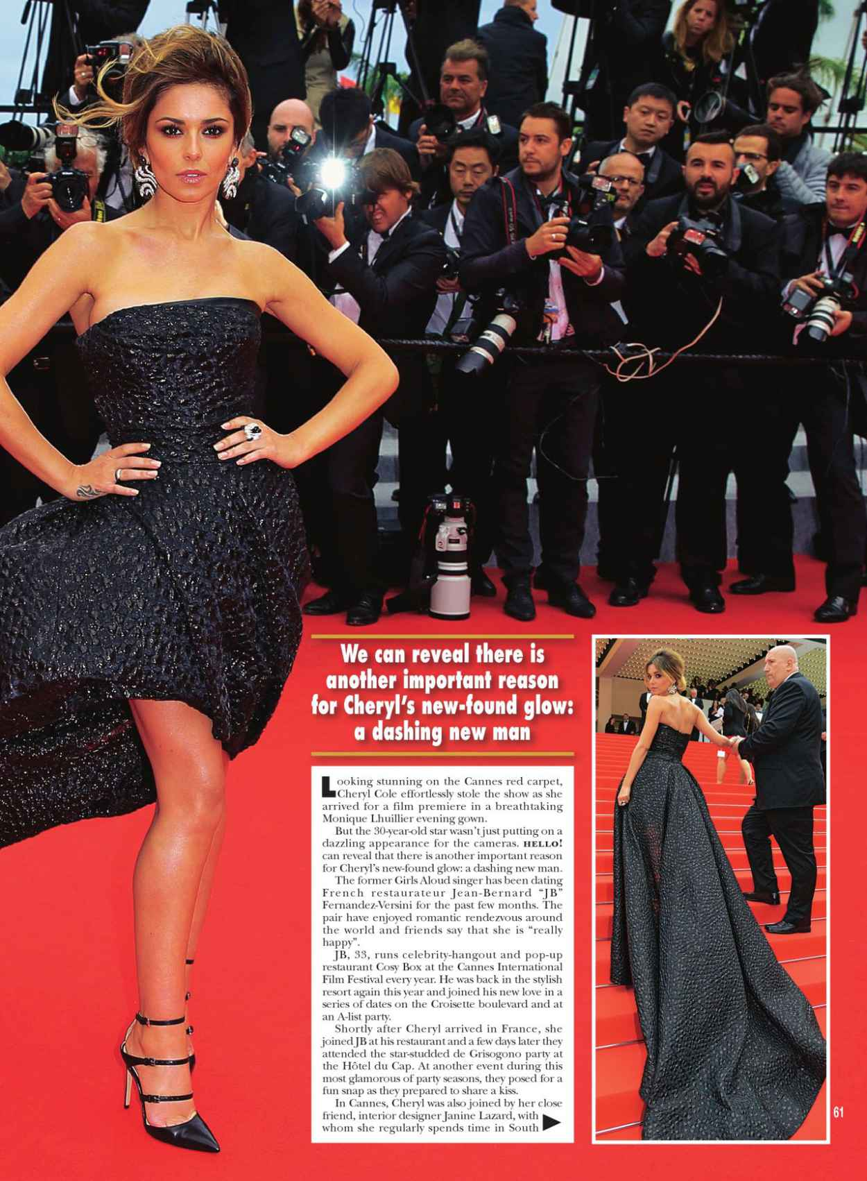 Cheryl Cole - Hello! Magazine - June 2, 2015-1