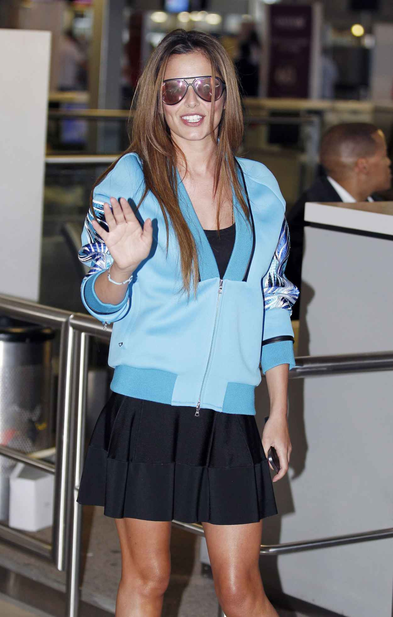 Cheryl Cole in Cape Town - January 2015-1