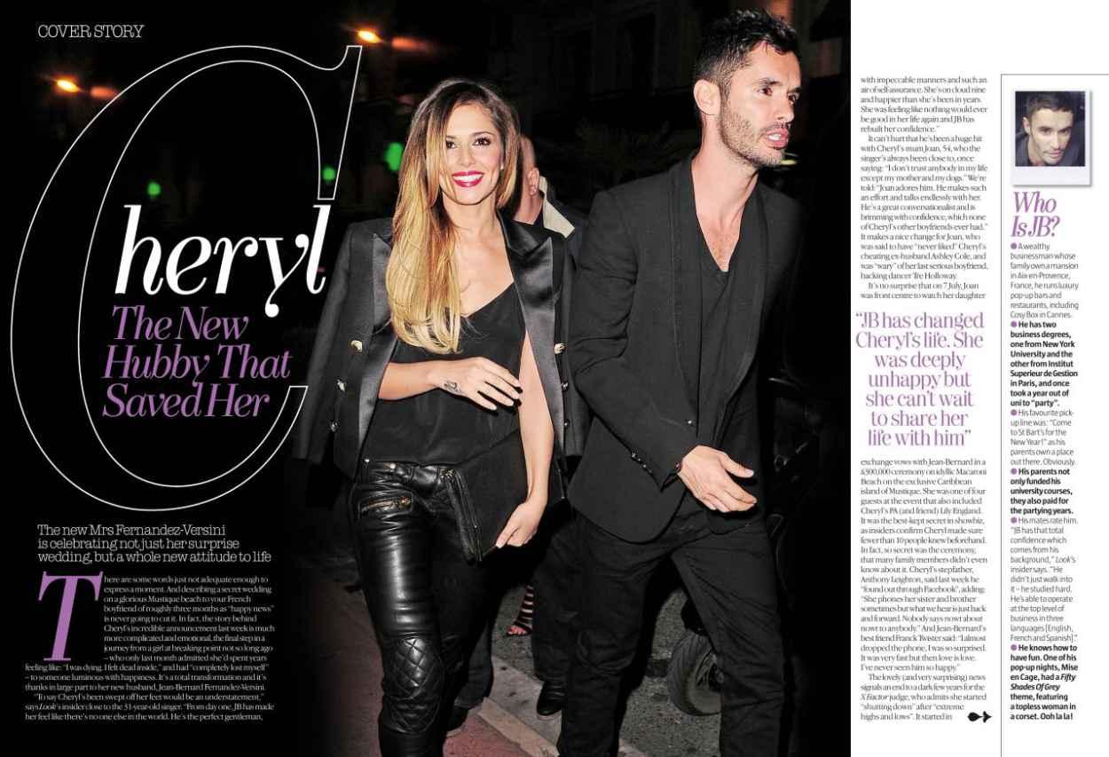Cheryl Cole - Look Magazine (UK) - July 28th, 2015-5