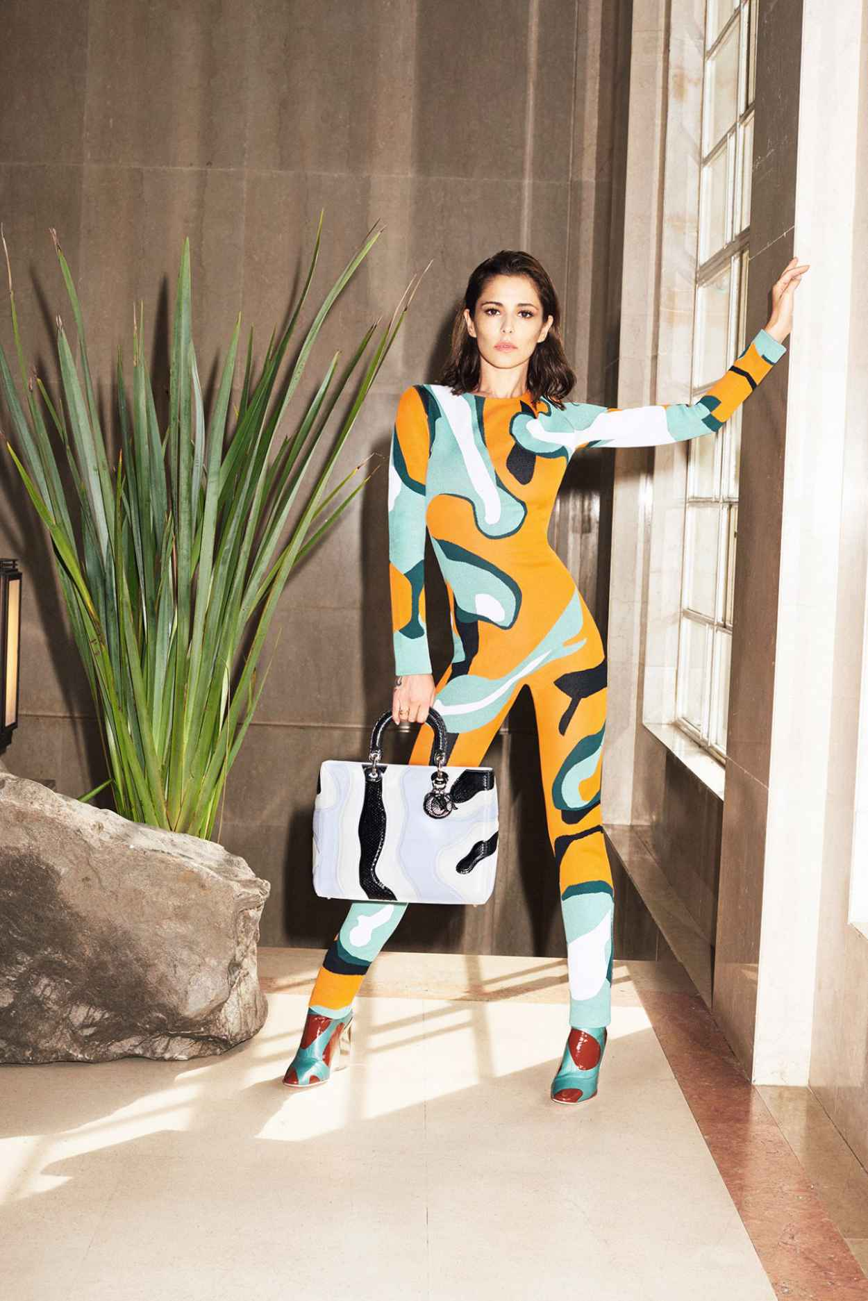 Cheryl Cole - Photoshoot for InStyle November 2015-2