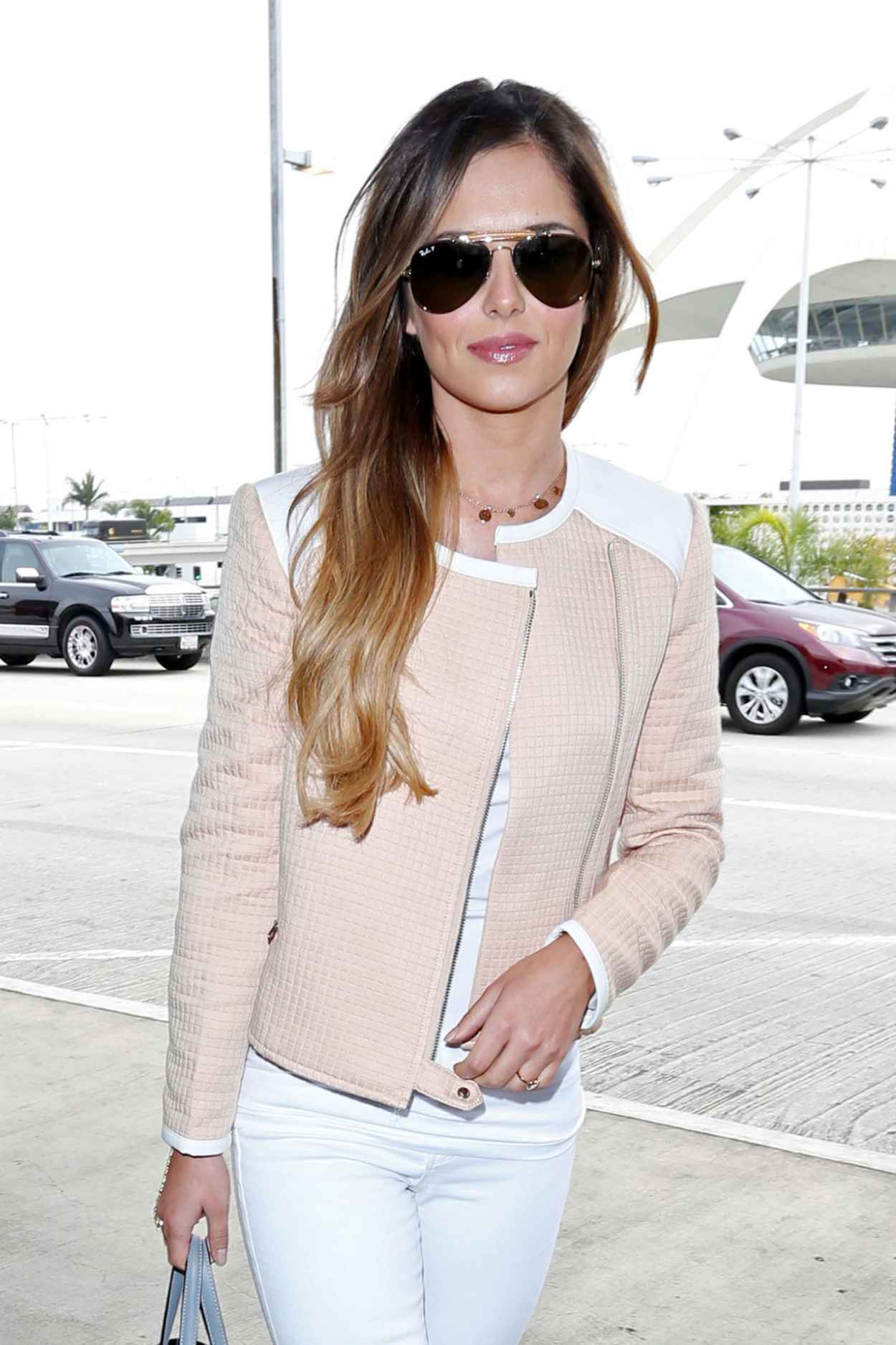 Cheryl Cole Style - LAX Airport, February 2015-1