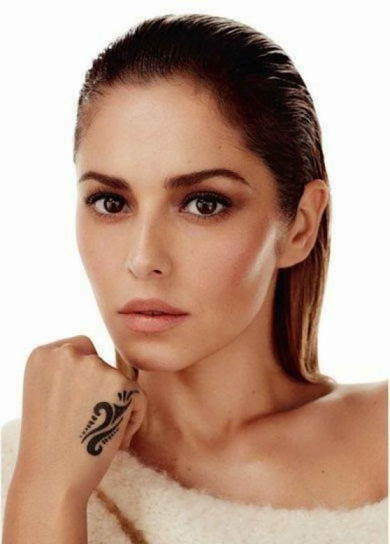 Cheryl Fernandez-Versini - Marie Claire Magazine (UK) December 2015 Issue-1