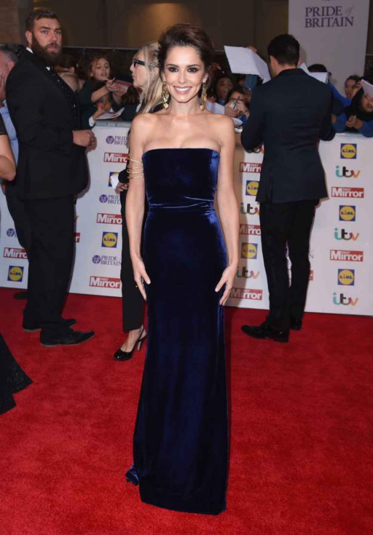 Cheryl Fernandez-Versini - Pride of Britain Awards 2015 in London-1