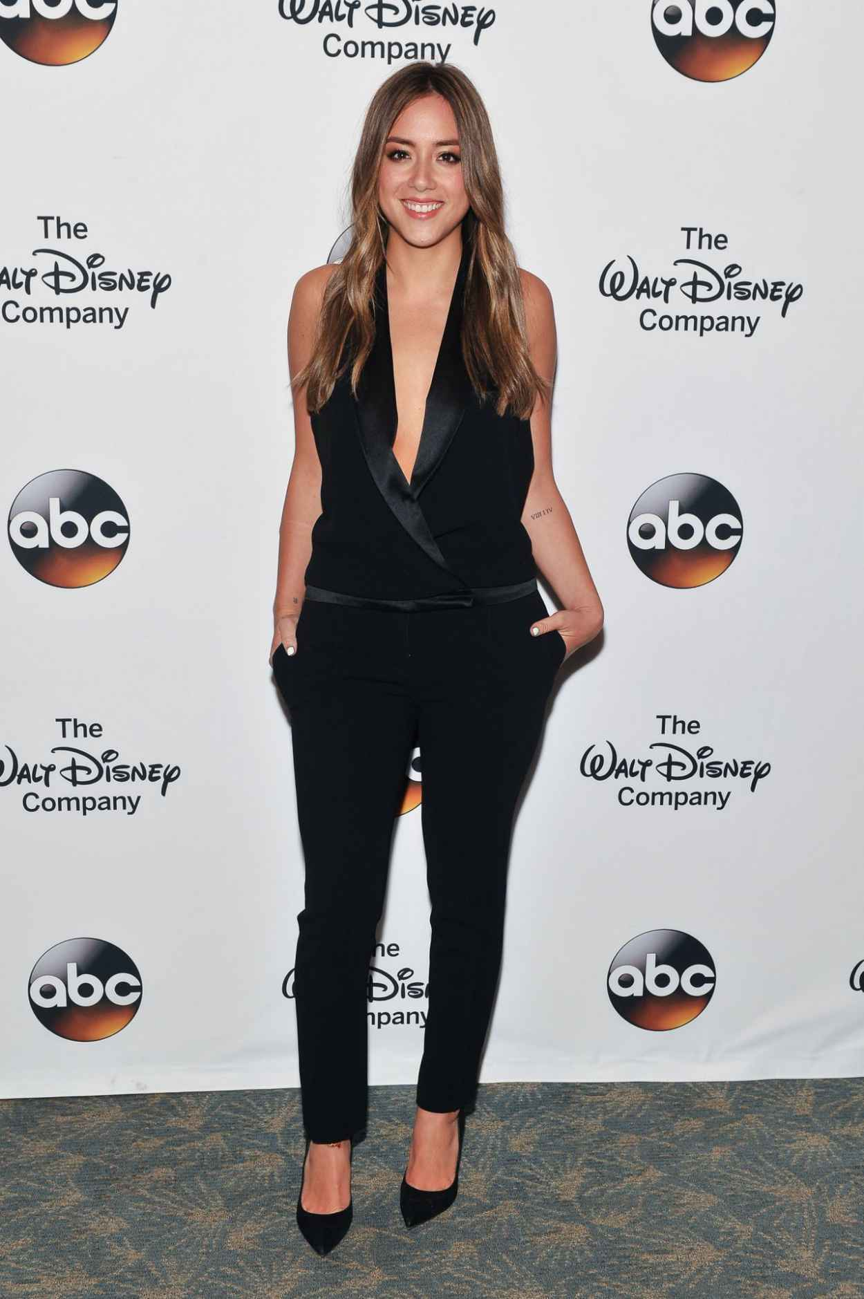 Chloe Bennet - A Celebration Of Barbara Walters Cocktail Reception in New York City (2014)-1