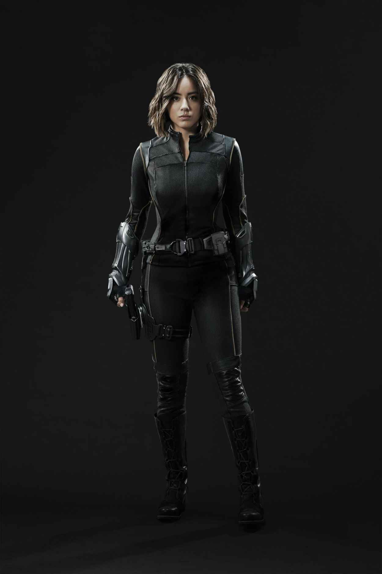 Chloe Bennet - Agents of SHIELD Season 3 Photos-3