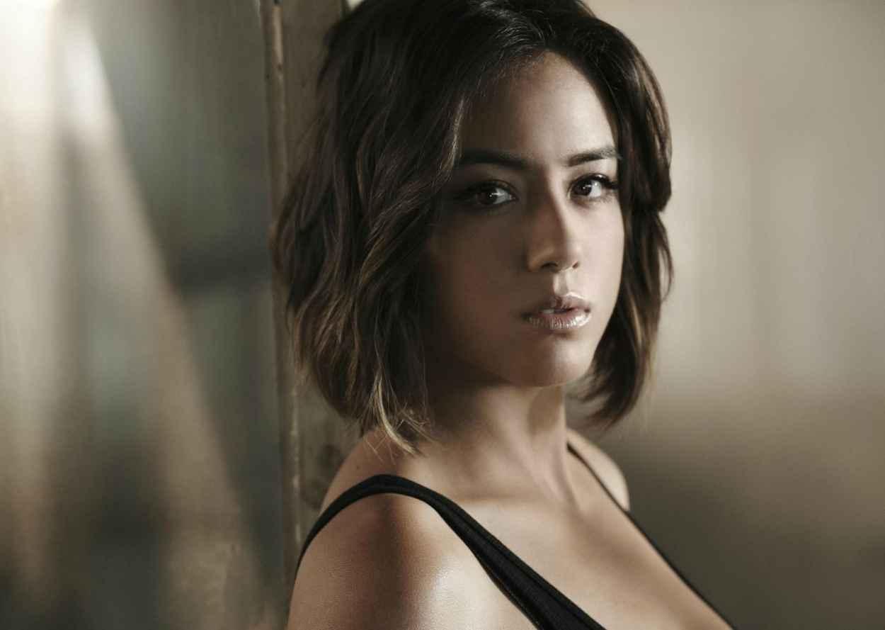 Chloe Bennet - Agents of SHIELD Season 3 Photos-5
