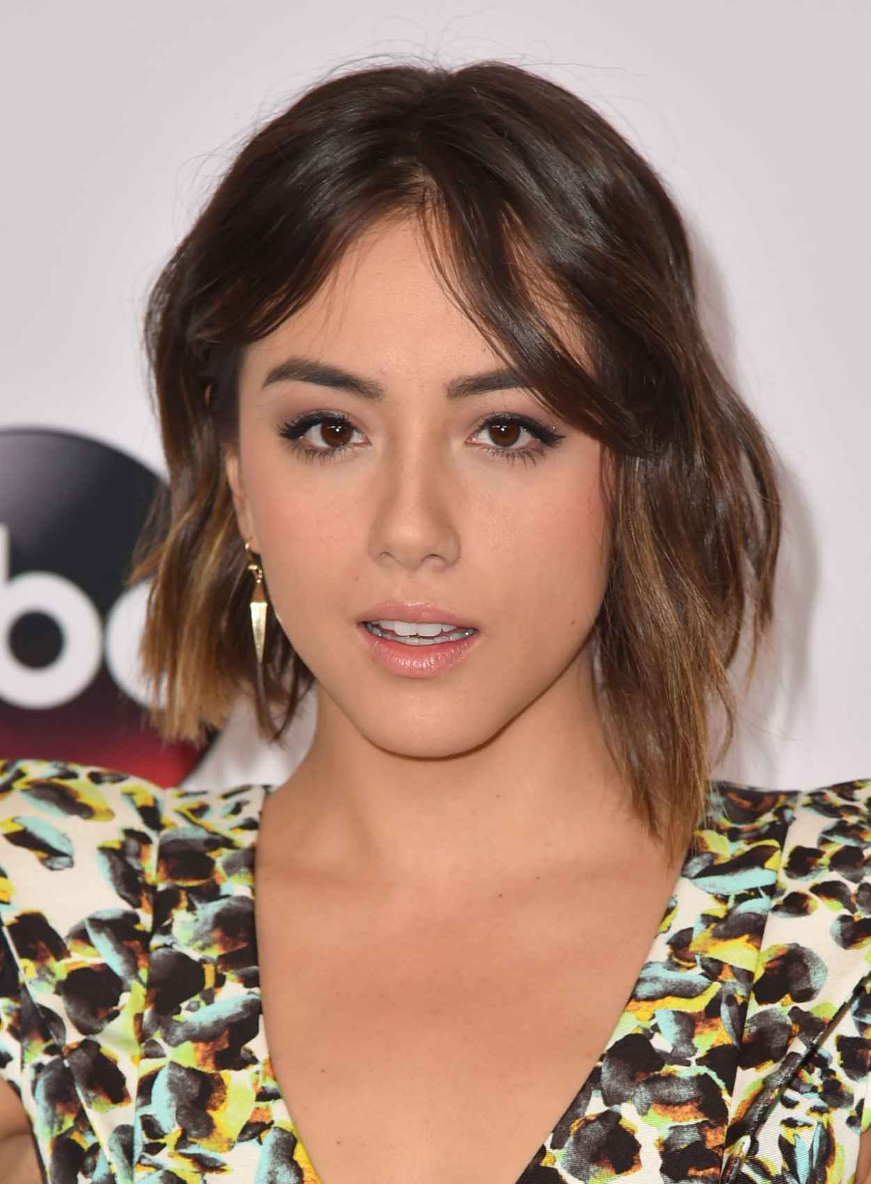 Chloe Bennet - Disney ABC 2015 Summer TCA Press Tour Photo Call in Beverly Hills-3