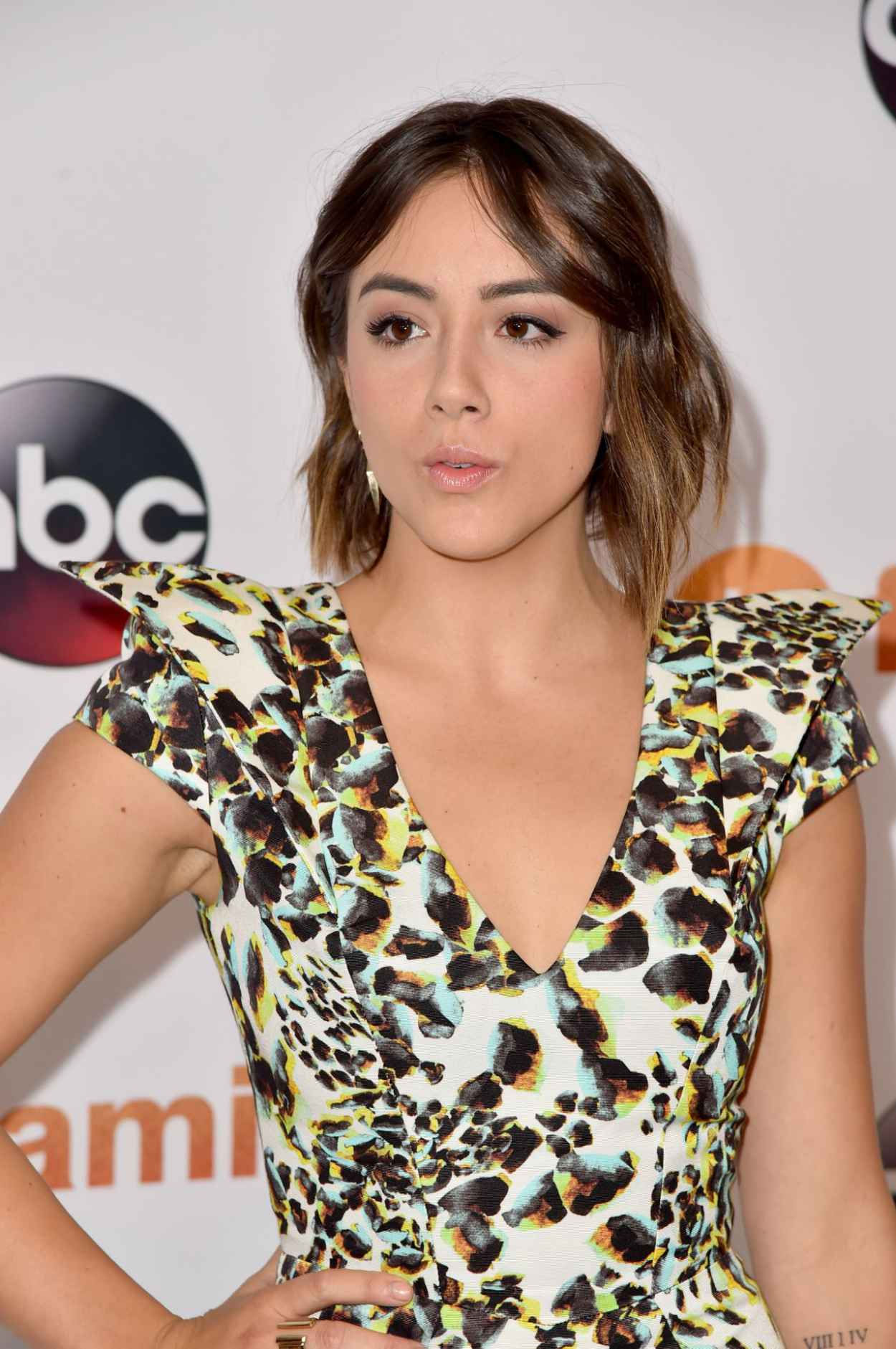 Chloe Bennet - Disney ABC 2015 Summer TCA Press Tour Photo Call in Beverly Hills-4