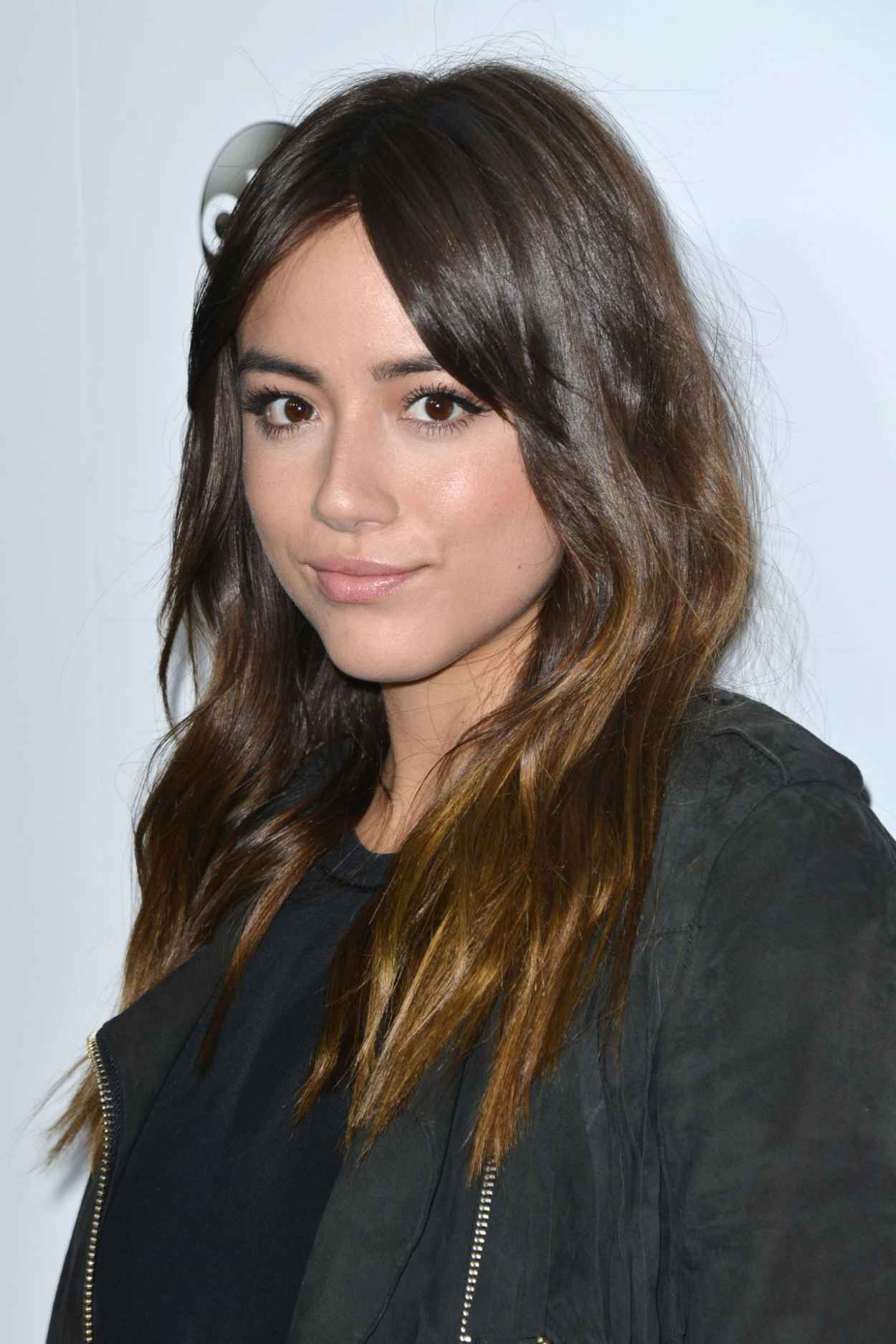 Chloe Bennet - Disney Media Distribution 2015 International Upfront in Burbank-3
