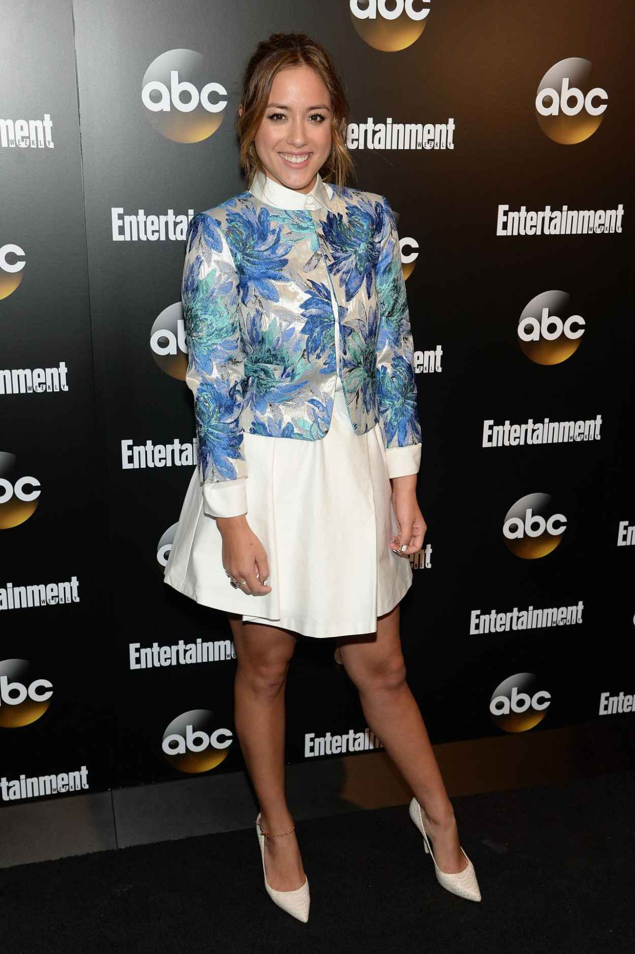 Chloe Bennet - EW & ABC 2015 Upfronts Party in New York-1