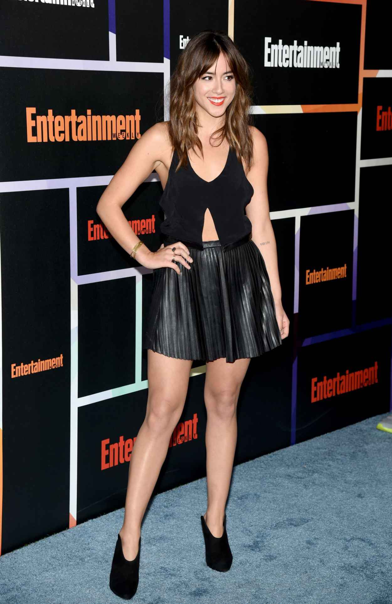 Chloe Bennet - EW-s Comic-Con 2015 Celebration in San Diego-1
