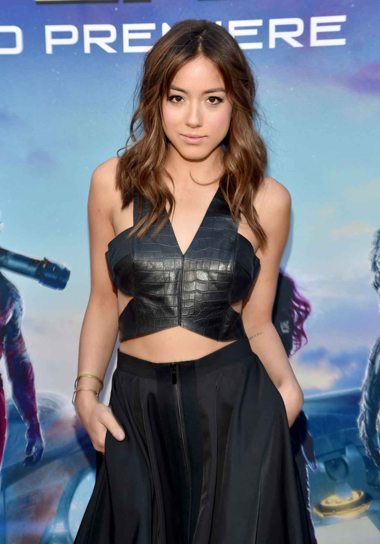 Chloe Bennet - -Guardians of the Galaxy- World Premiere in Los Angeles-1