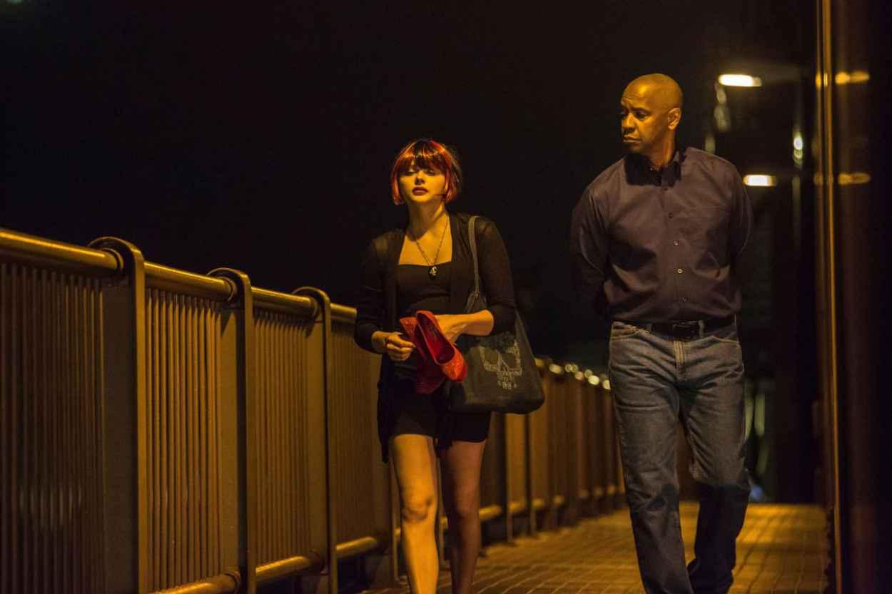 Chloe Moretz - The Equalizer Movie Photo-1