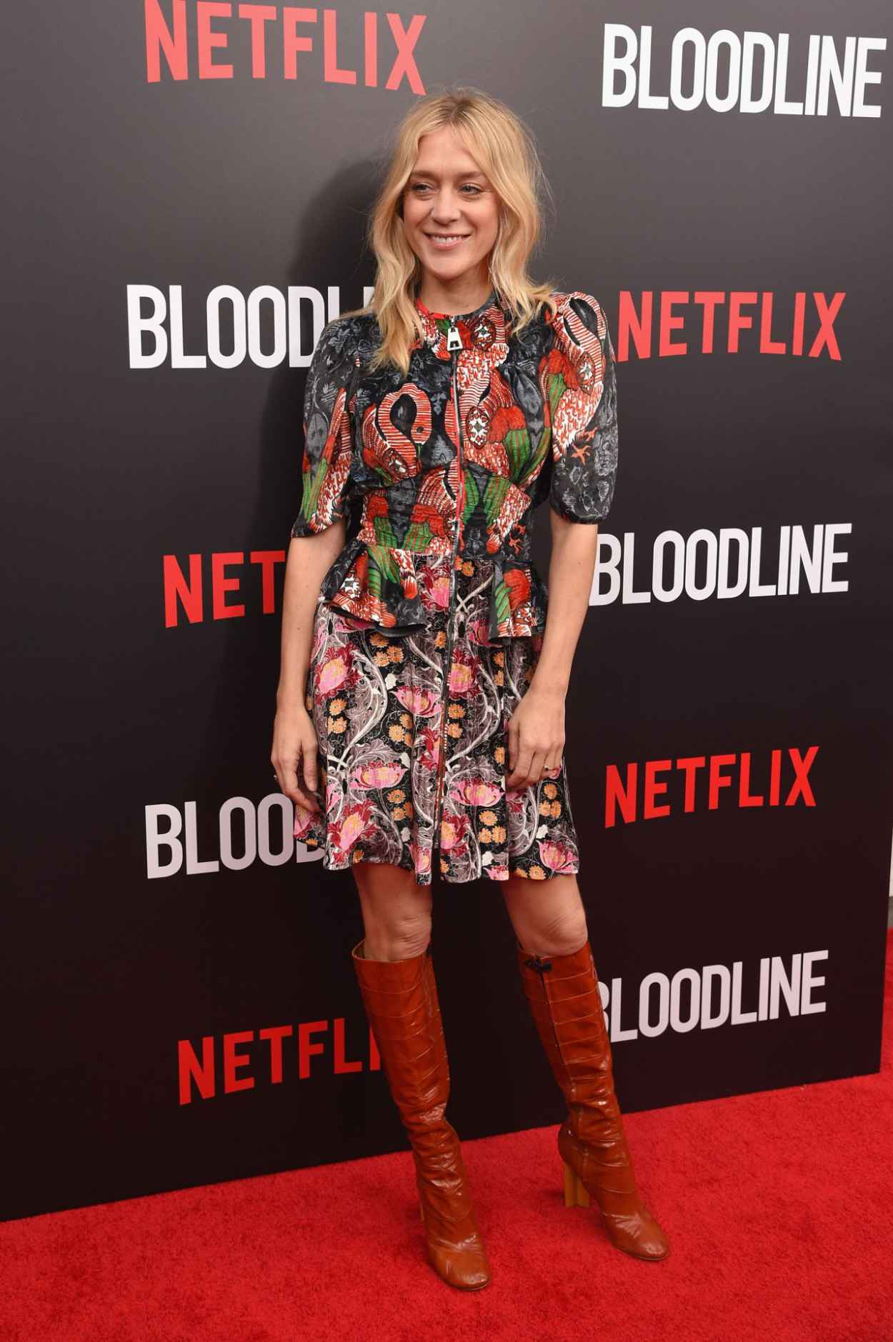 Chloe Sevigny - Bloodline New York Series Premiere in NYC-1