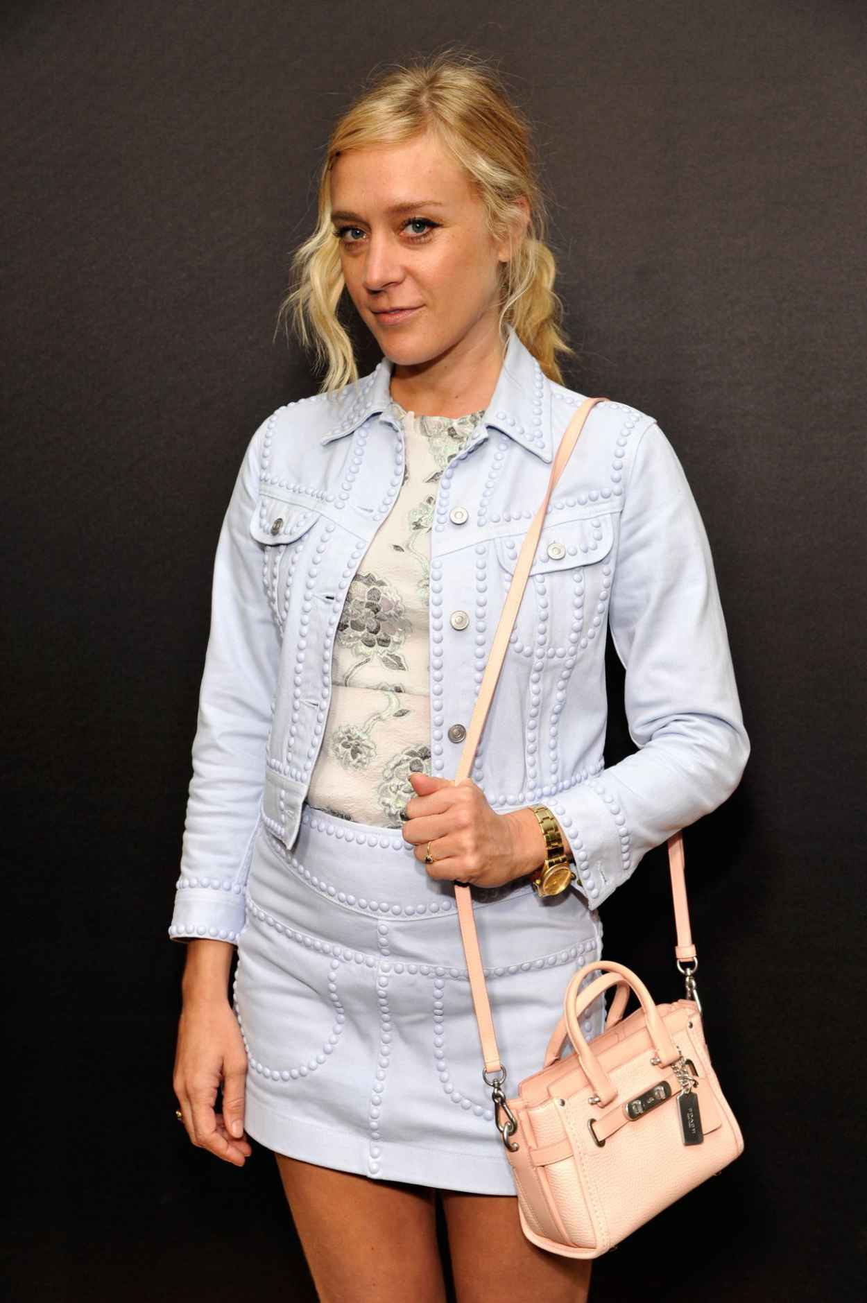 Chloe Sevigny - Coach Rodeo Drive Store Cocktail in Beverly Hills, Dec. 2015-1