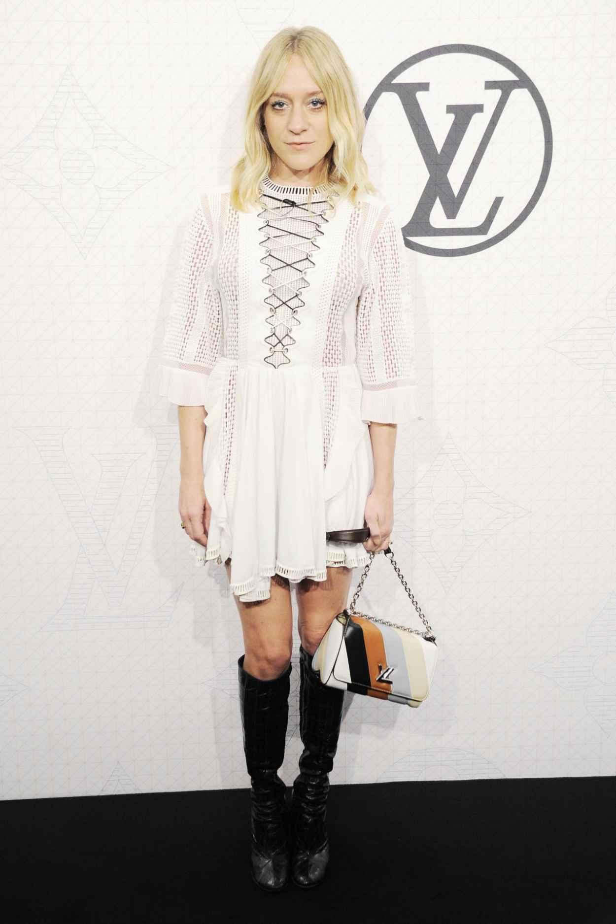 Chloe Sevigny - Louis Vuitton Monogram Celebration in New York City-1