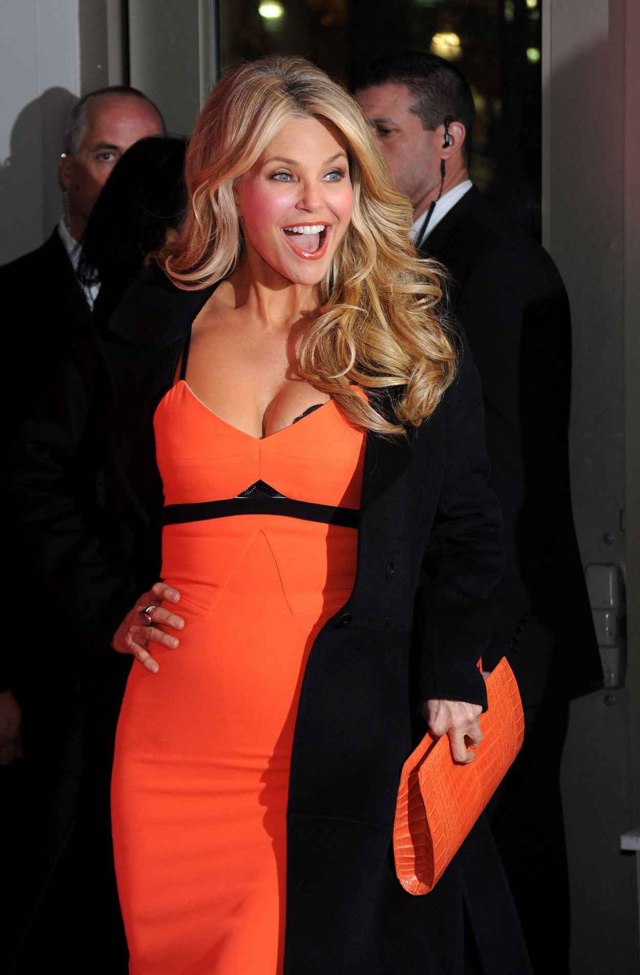 Christie Brinkley SI Swimsuit 50th Anniversary Party February 2015