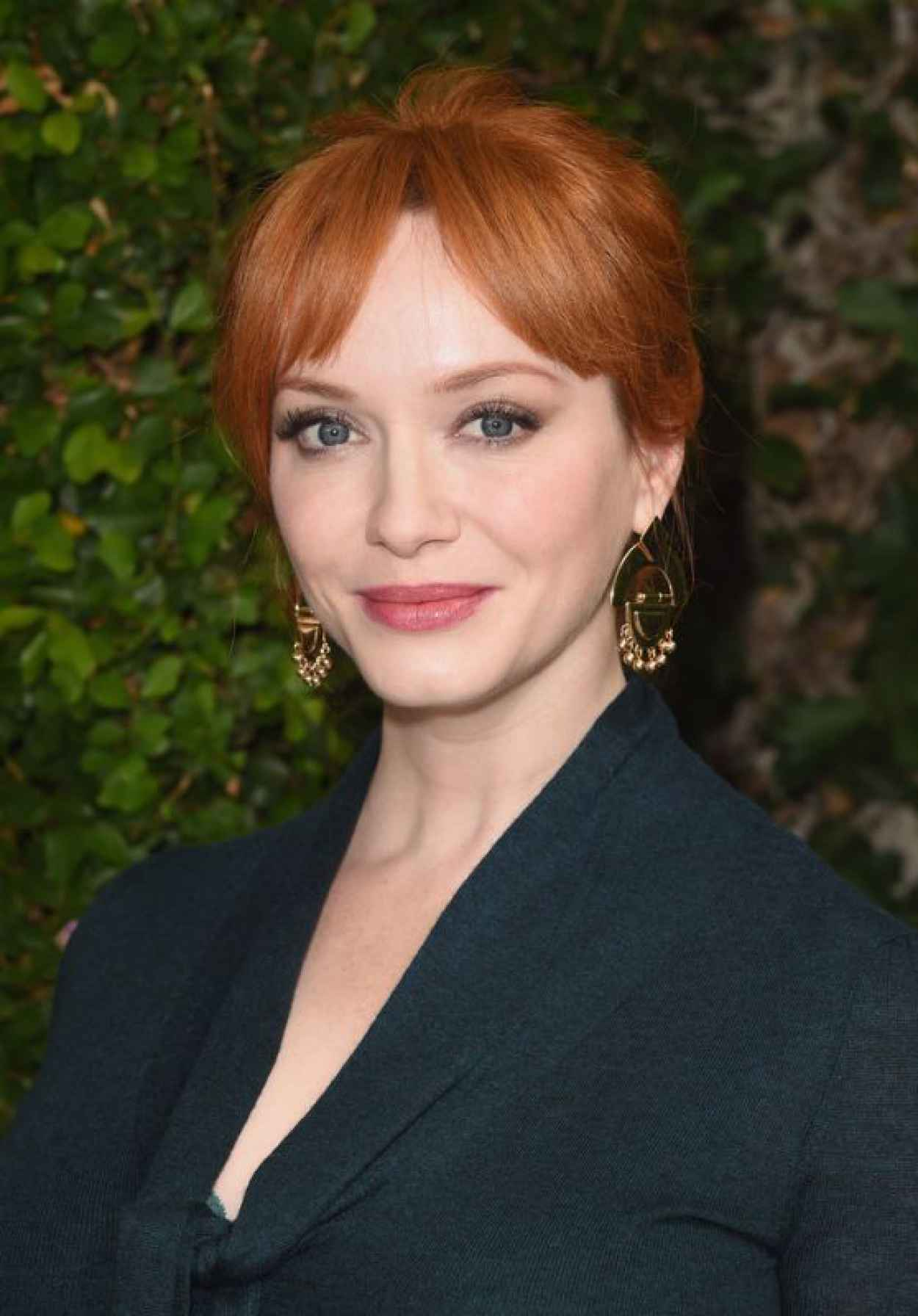 Christina Hendricks - 2015 The Rape Foundation Brunch in Beverly Hills-1