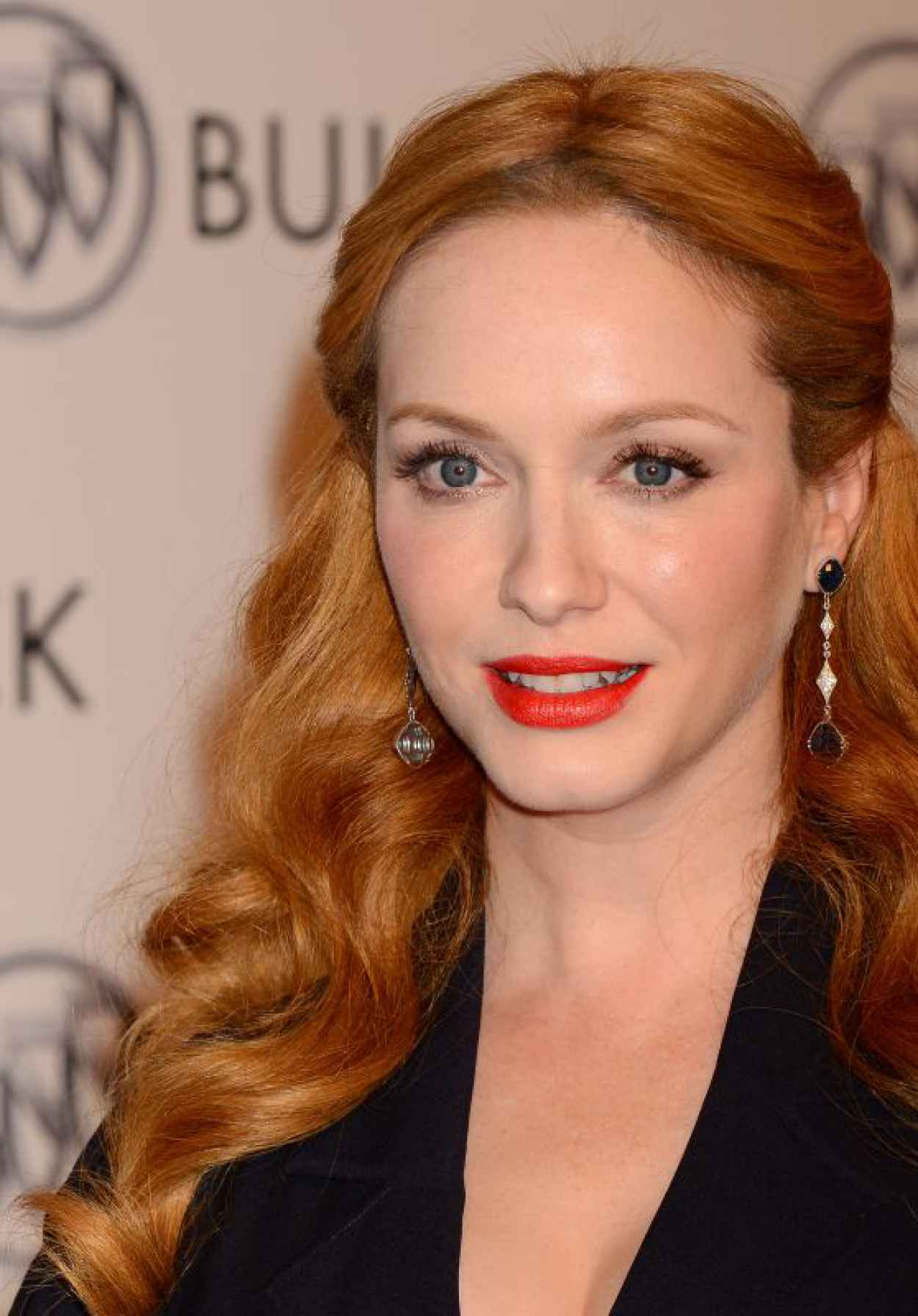 Christina Hendricks - 24 Hours of Happiness Test Drive Event at Ace Museum in Los Angeles-1