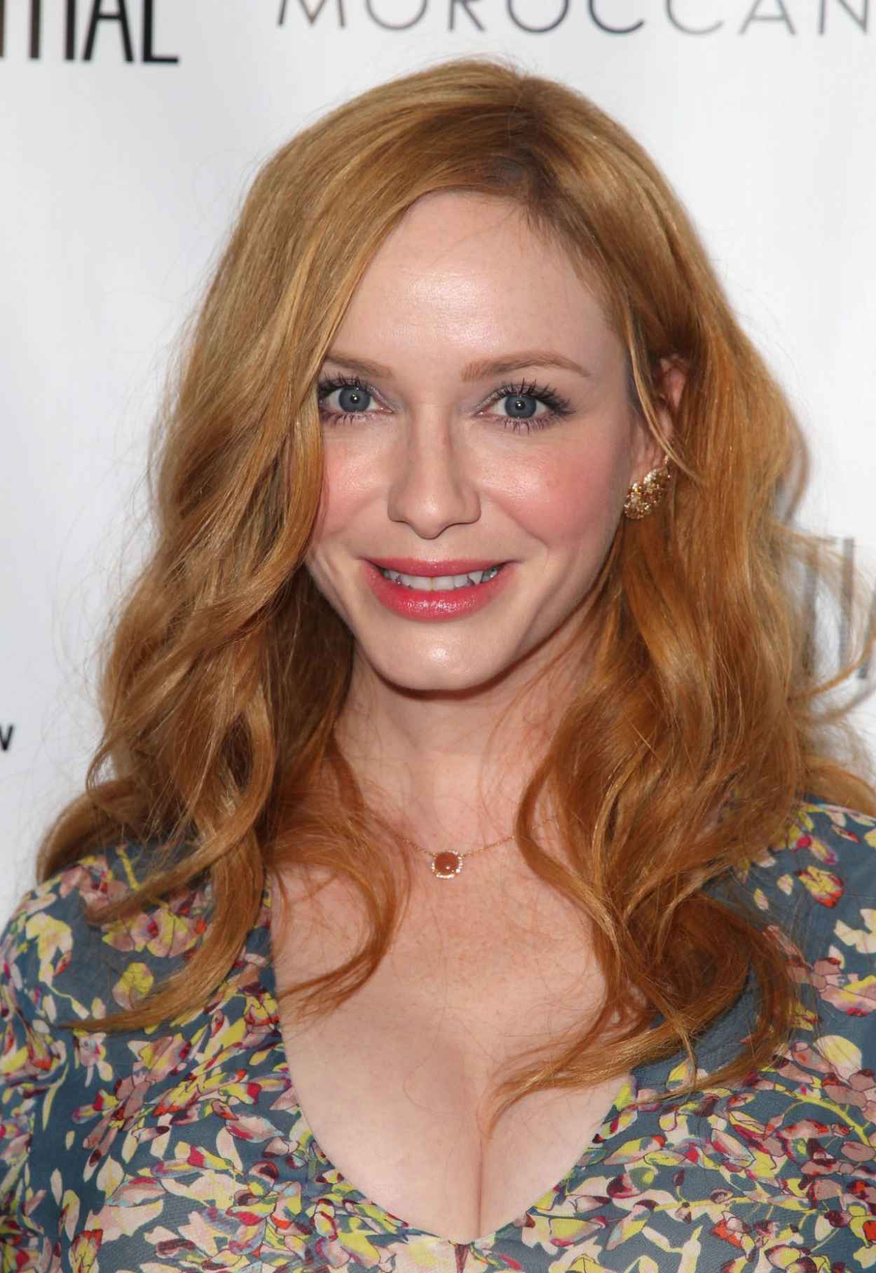 Christina Hendricks - Los Angeles Confindential Magazine Celebrates the Women Of Influene Issue in Beverly Hills-2