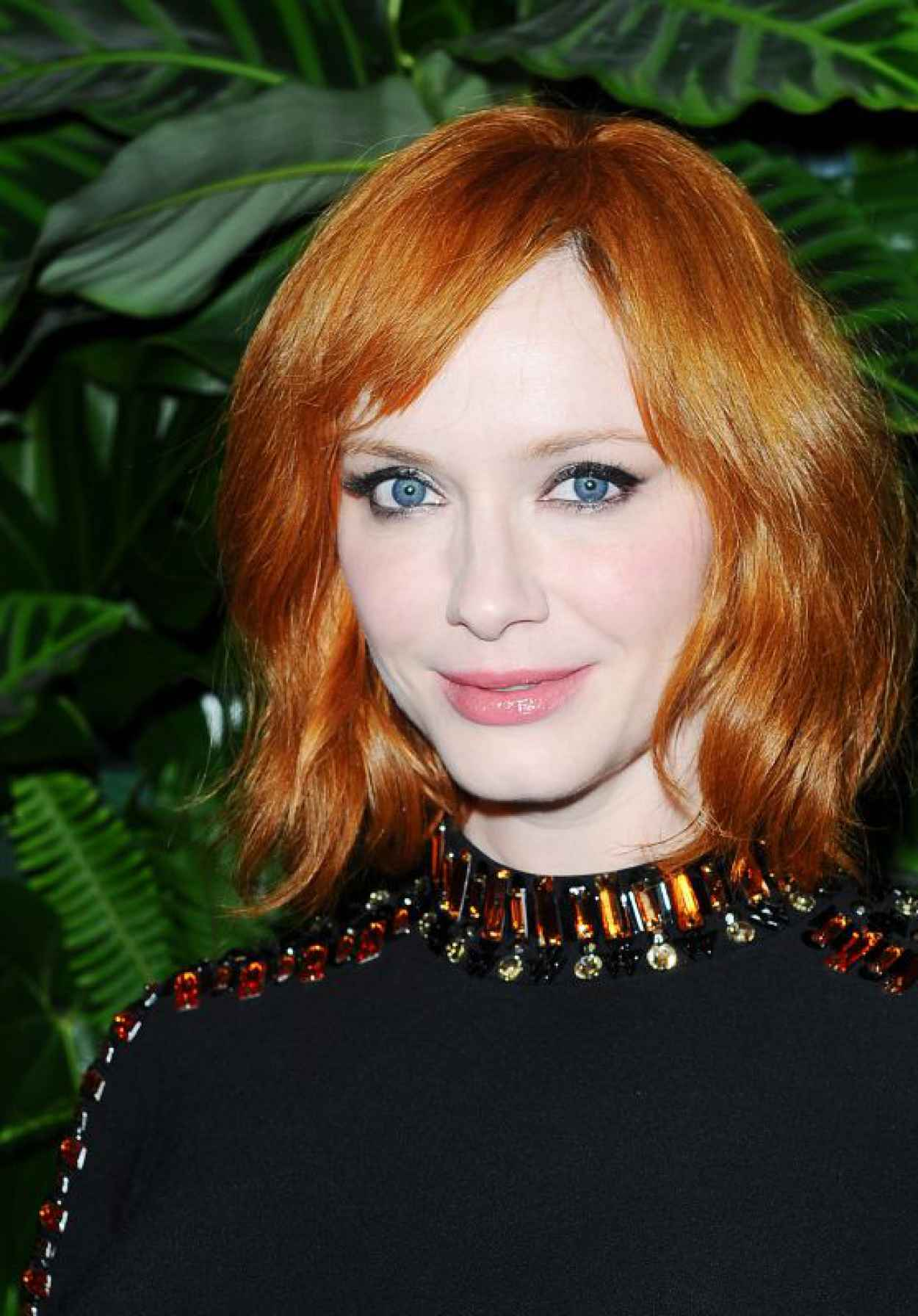 Christina Hendricks - Tacori Presents Riviera Event at the Roosevelt Hotel in Hollywood-1