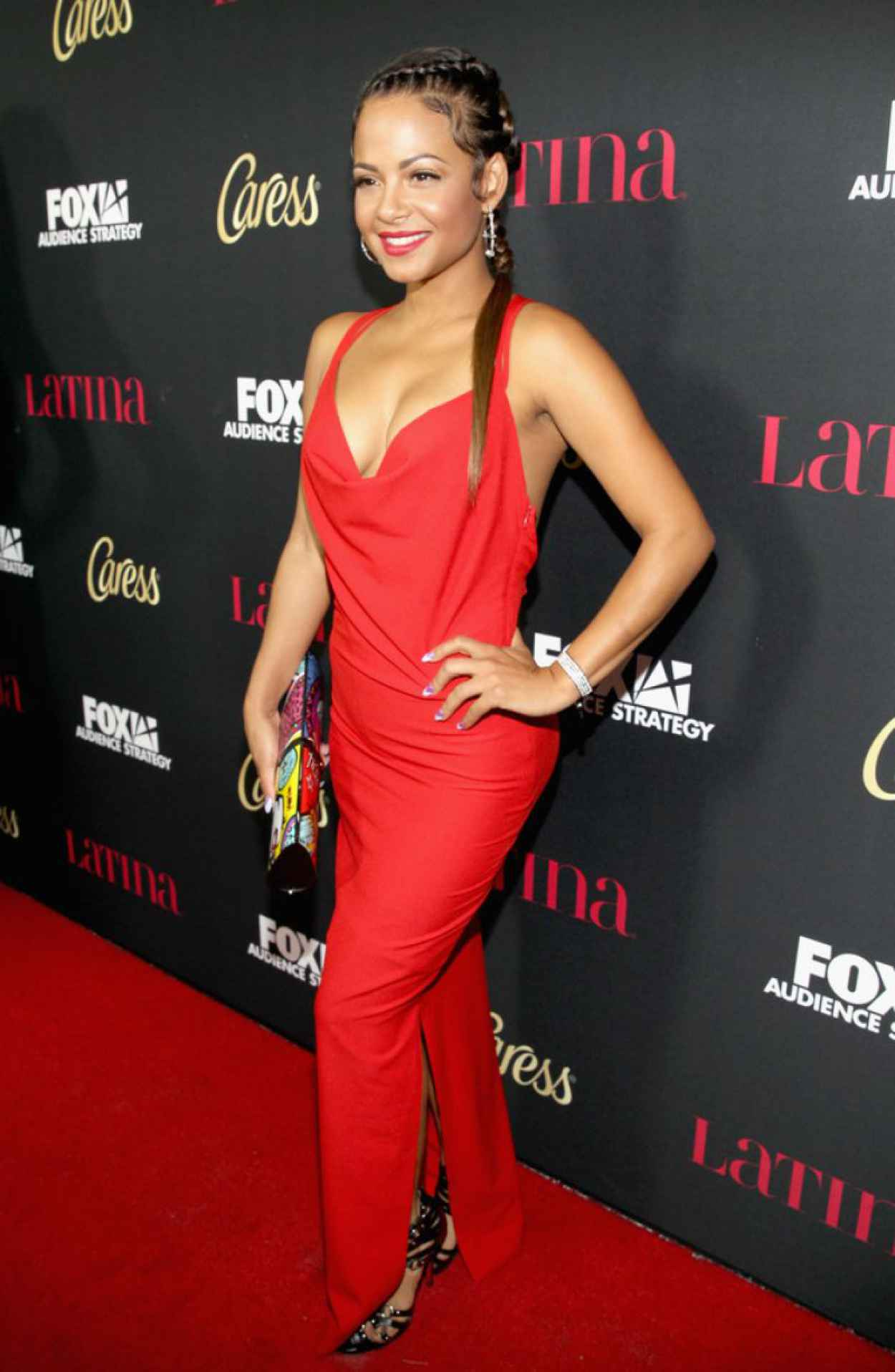 Christina Milian - Latina Magazine-s -Hollywood Hot List- Party in West Hollywood - October 2015-1
