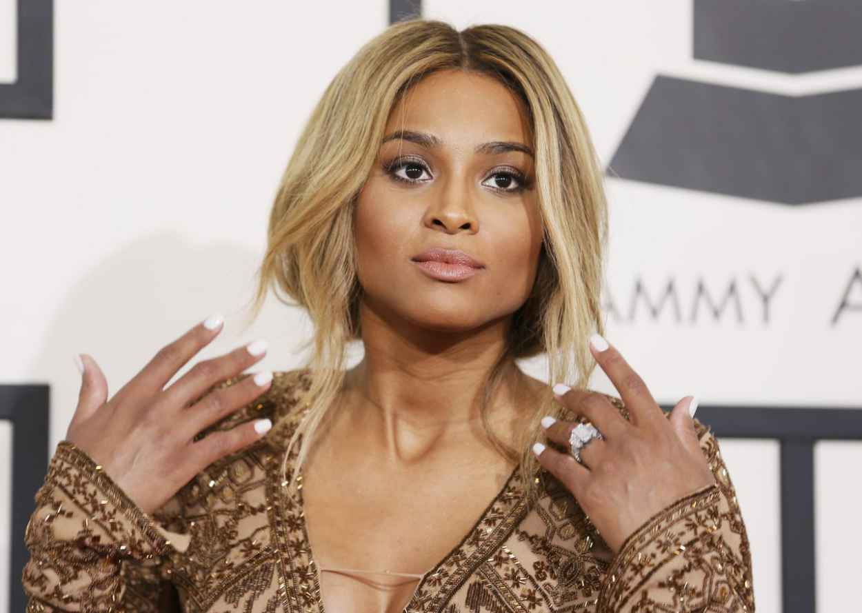 Ciara - 2015 Grammy Awards-1